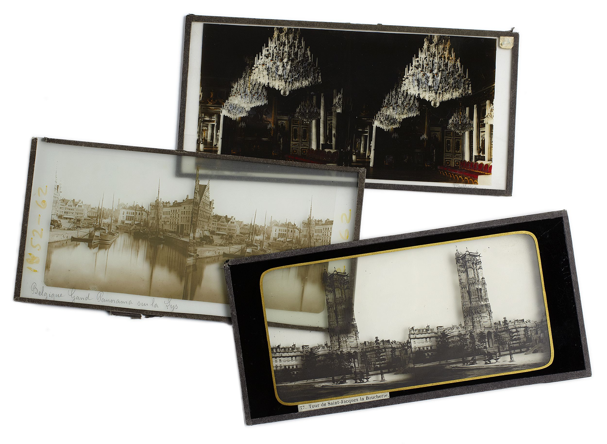 Early Glass Stereo