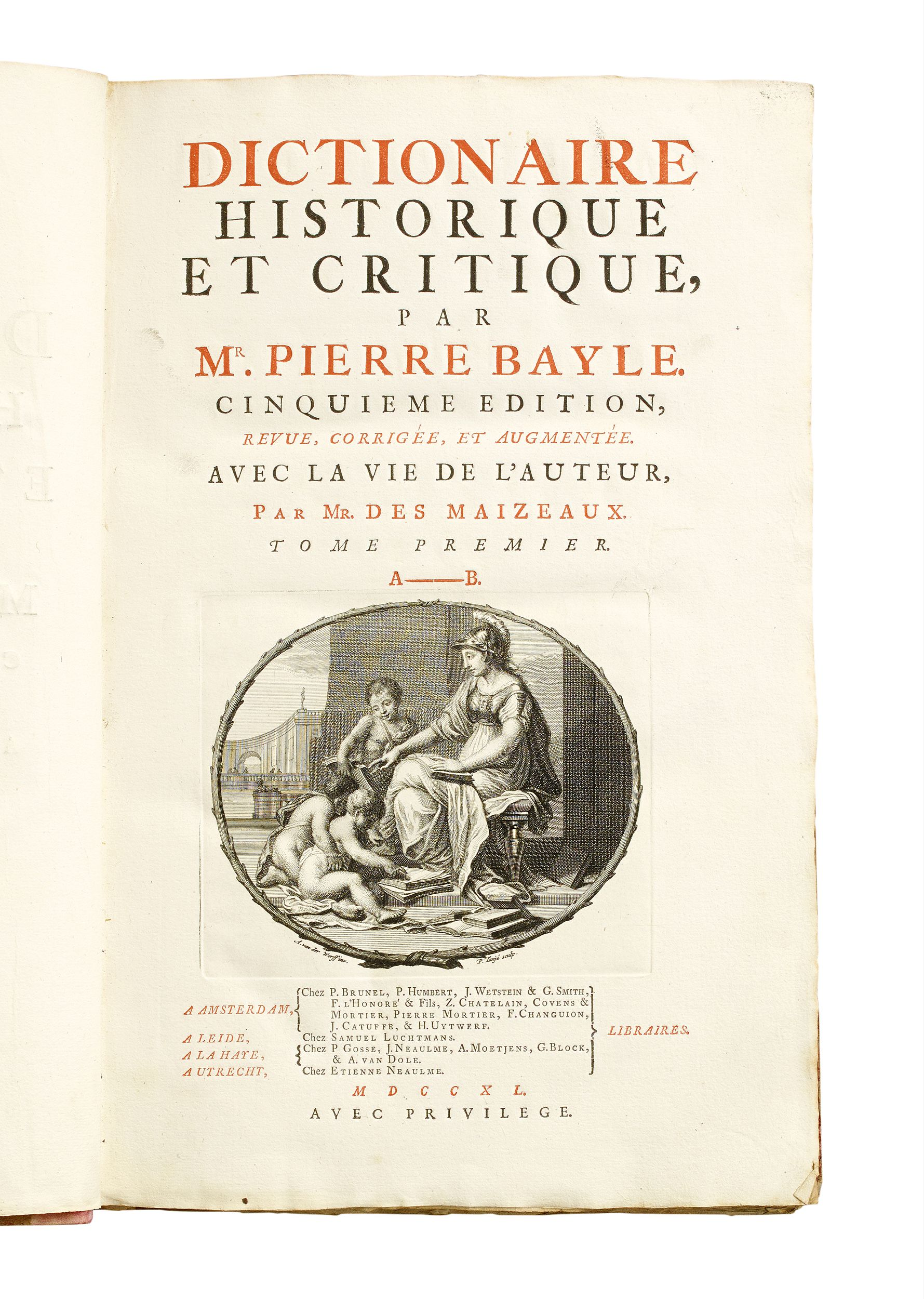 Bayles great historical encyclopedia