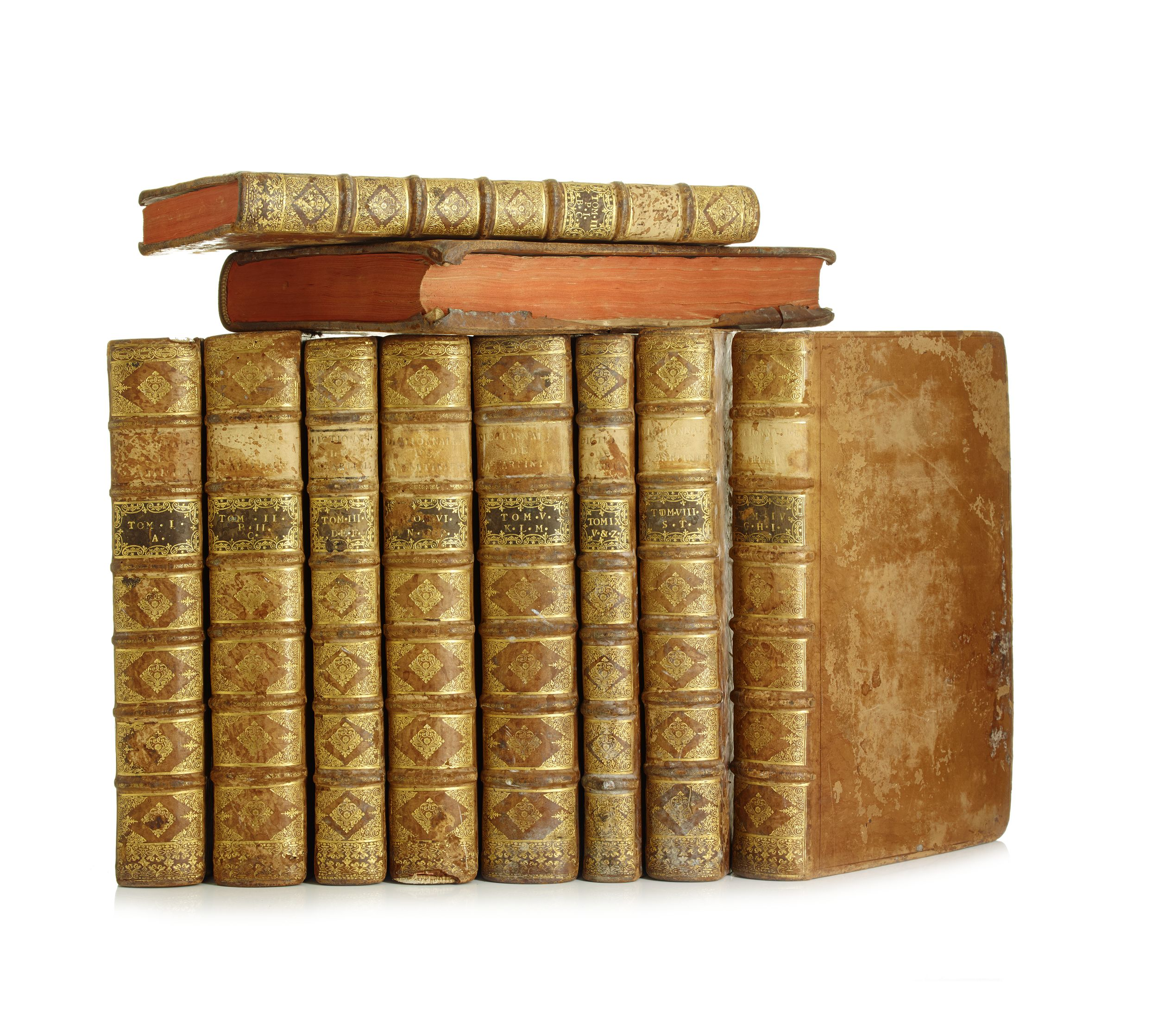 Bruzen de la Martiniere's great encyclopedia