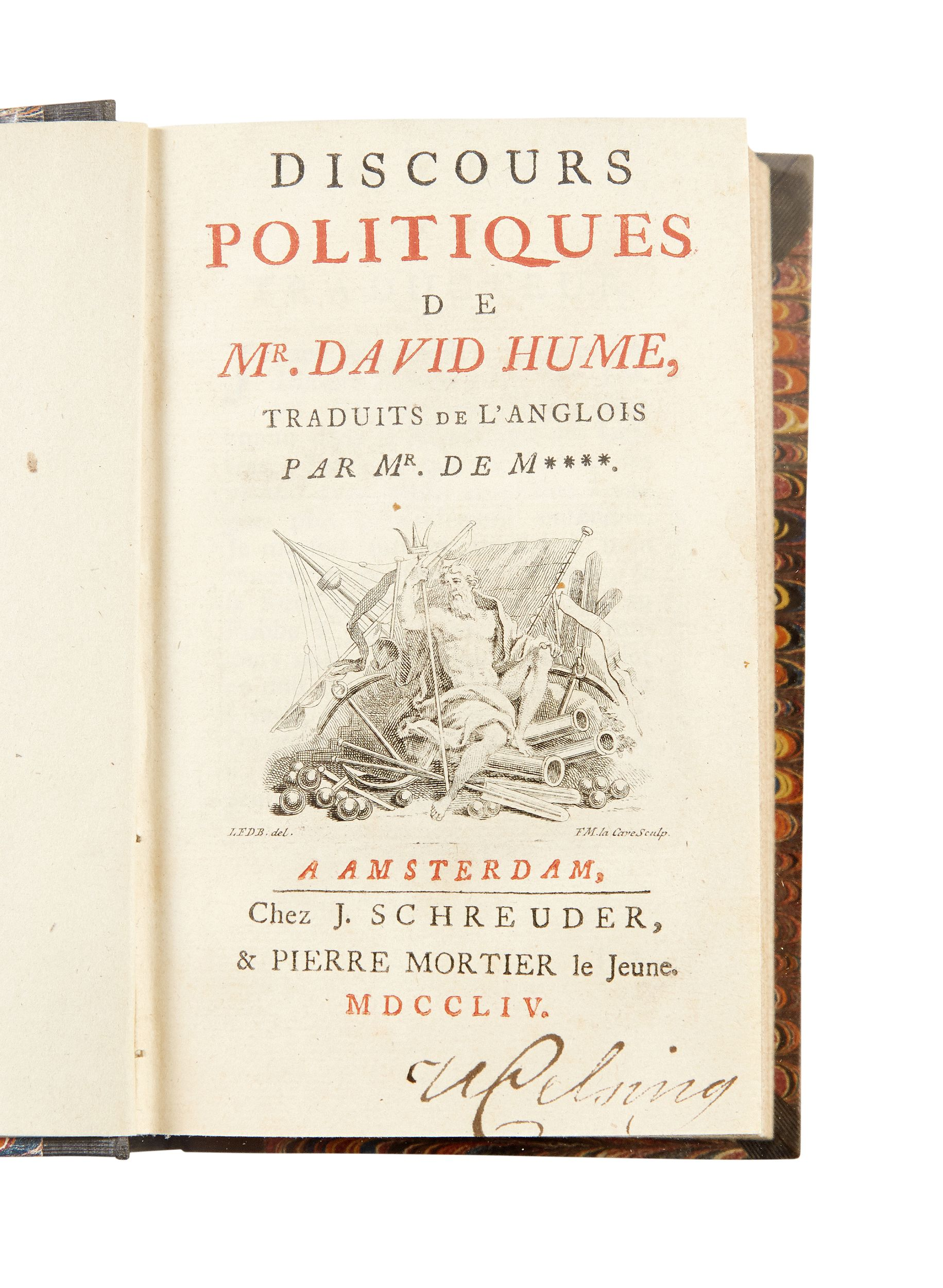 Hume and others on politics