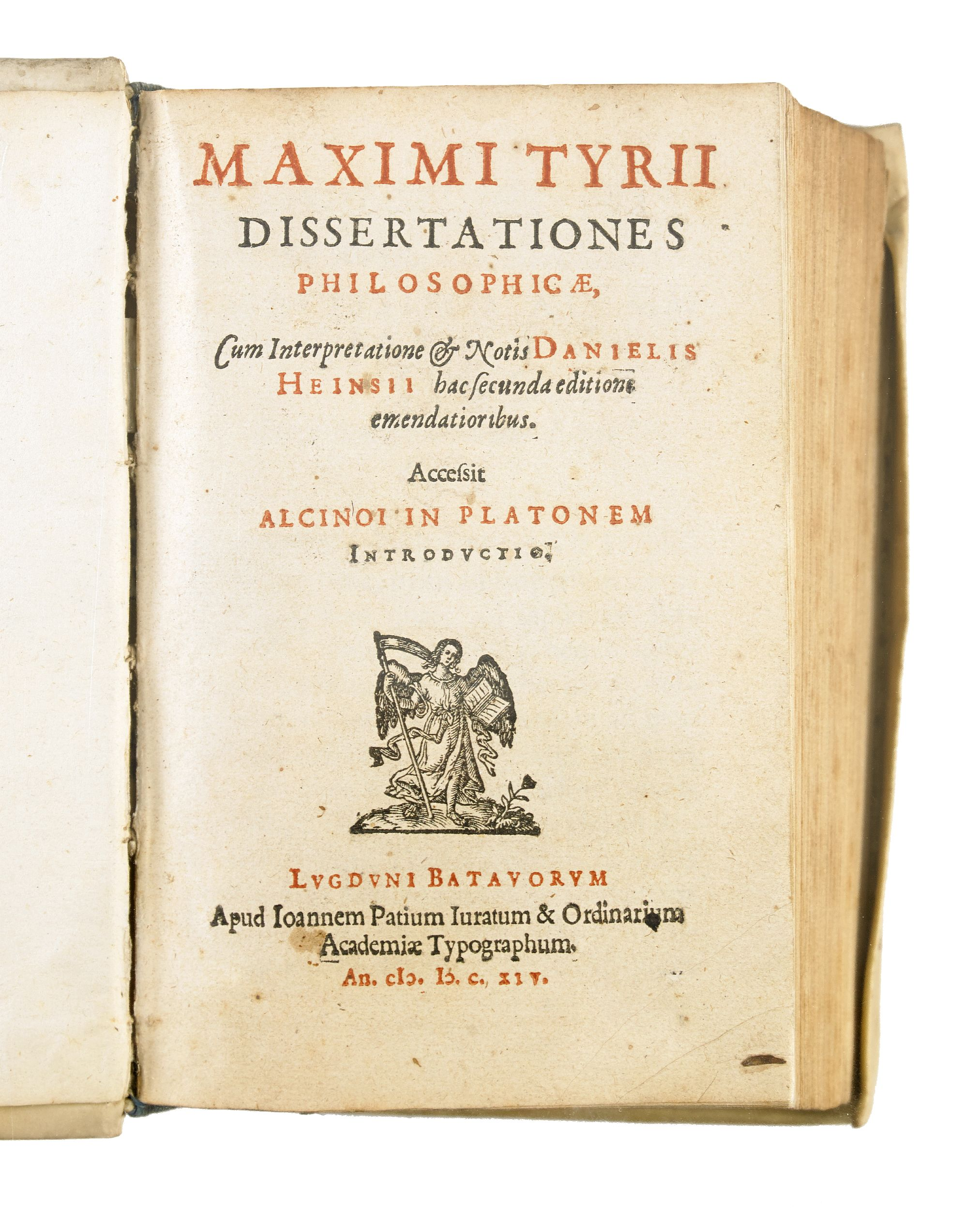 The philosophical writings of Maximus Tyrius