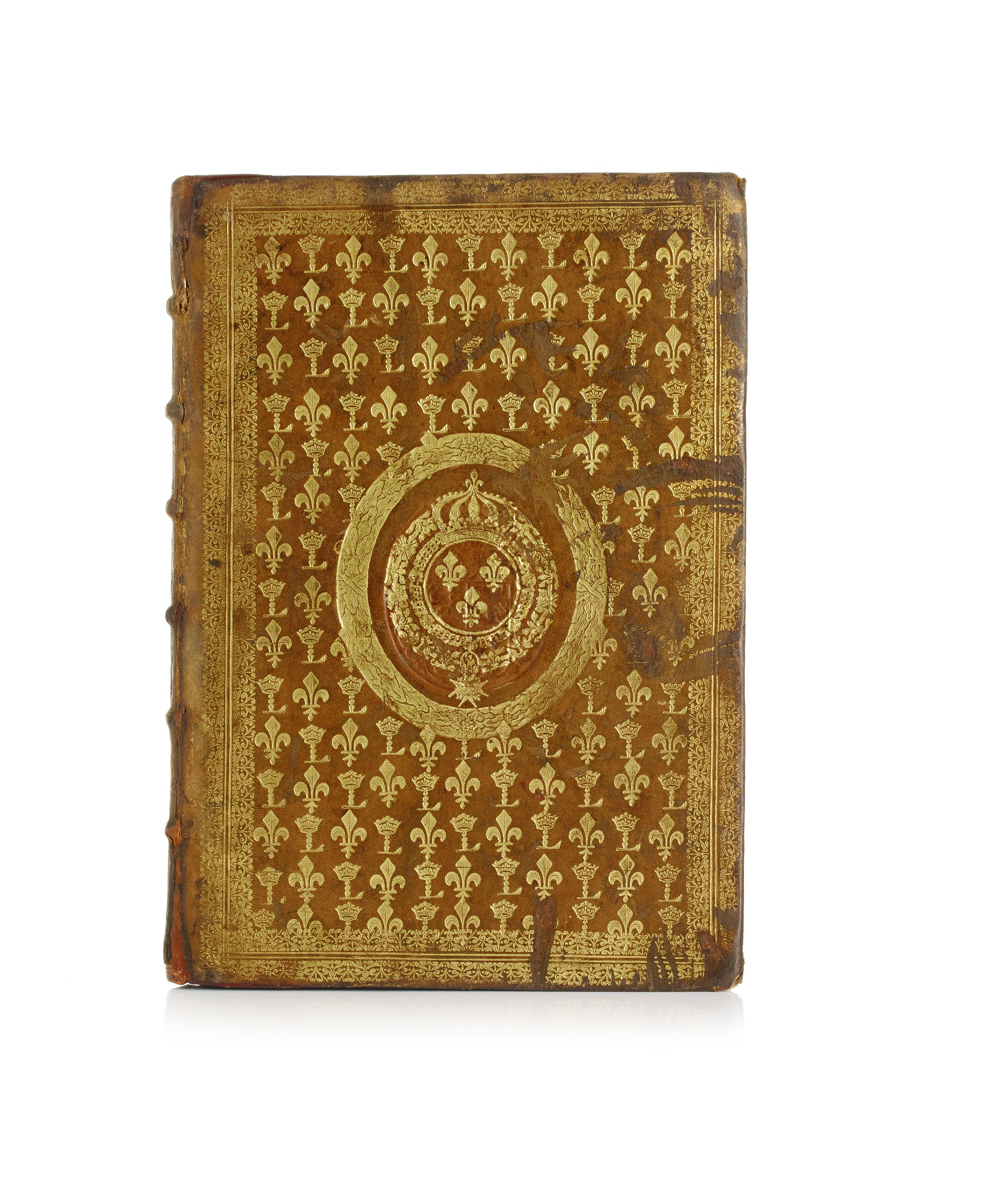 Royal binding for Louis XIII of France