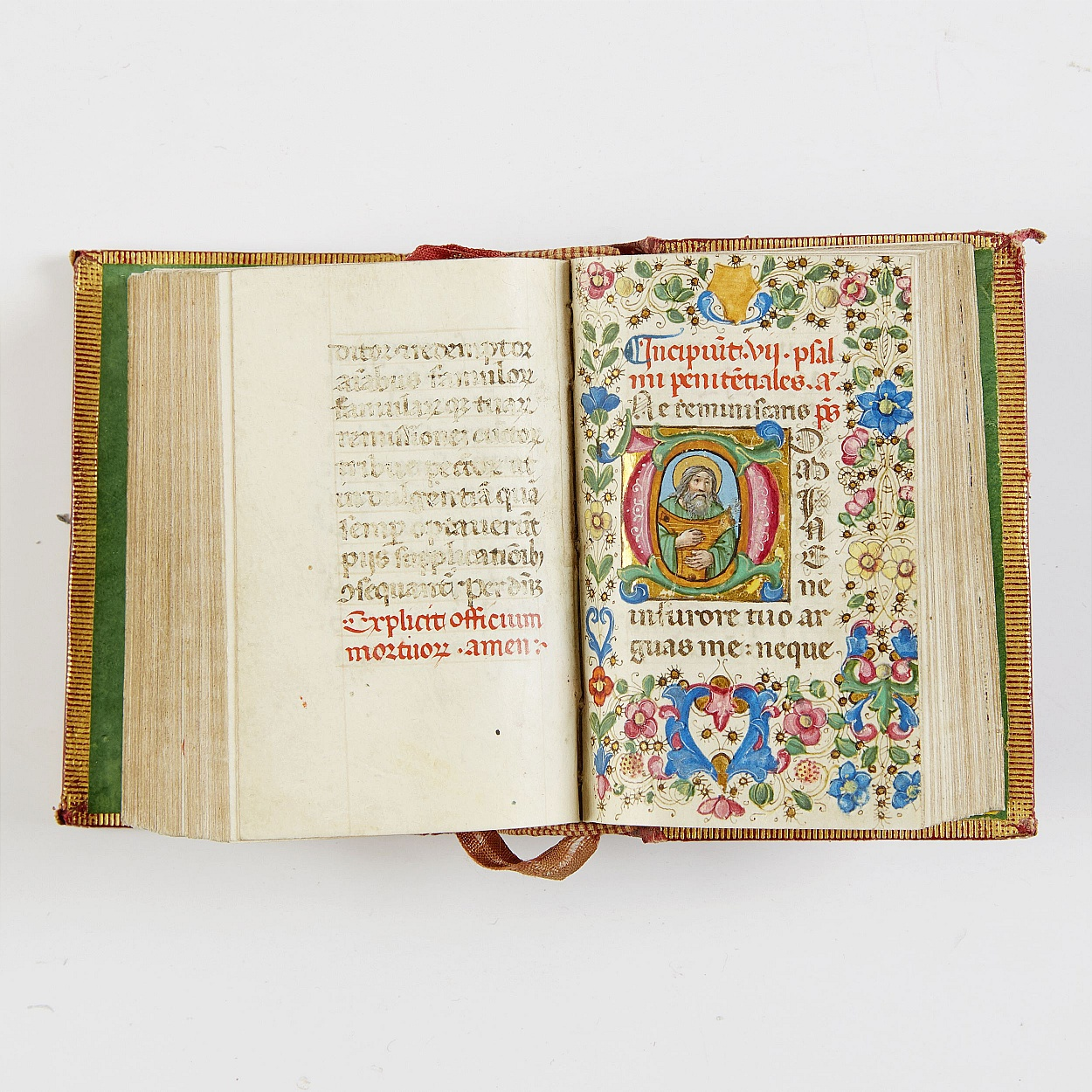 Book of Hours Northern Italy c. 1480