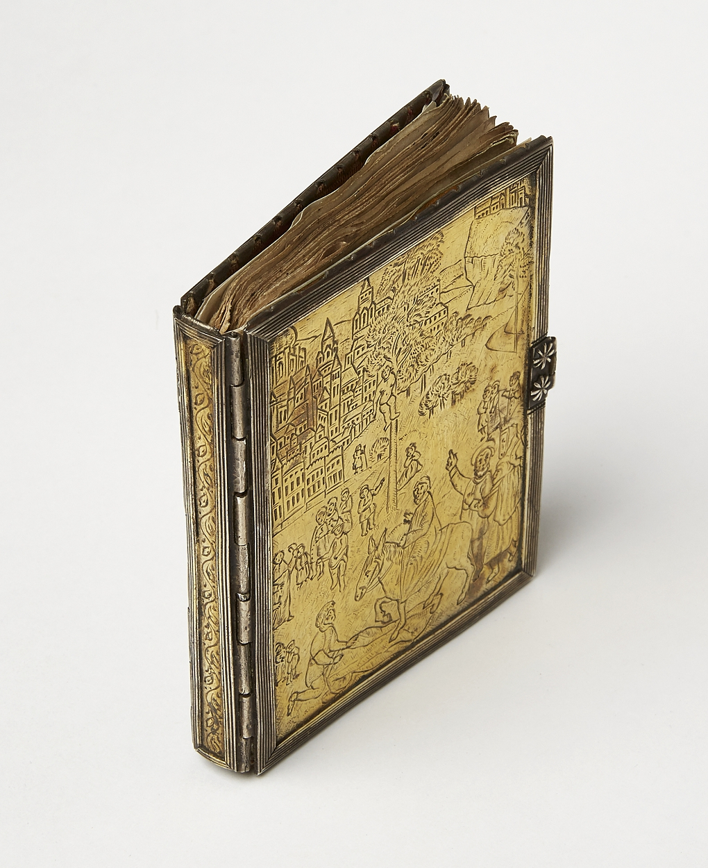 Medieval manuscript on vellum c. 1450-1500