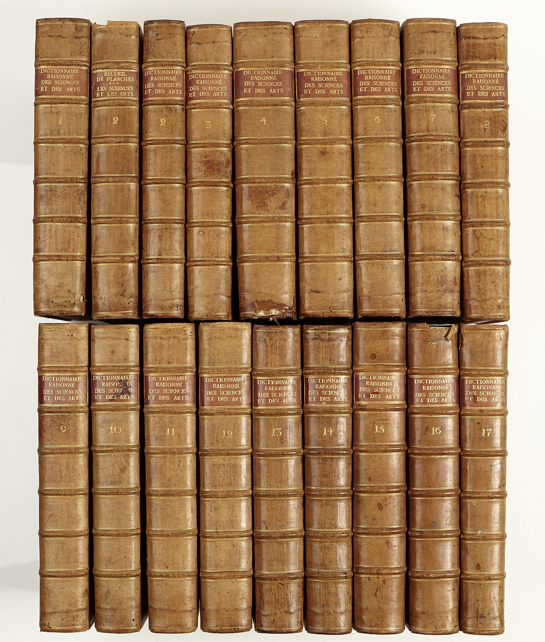 The Great French Encyclopedia, 19 volumes