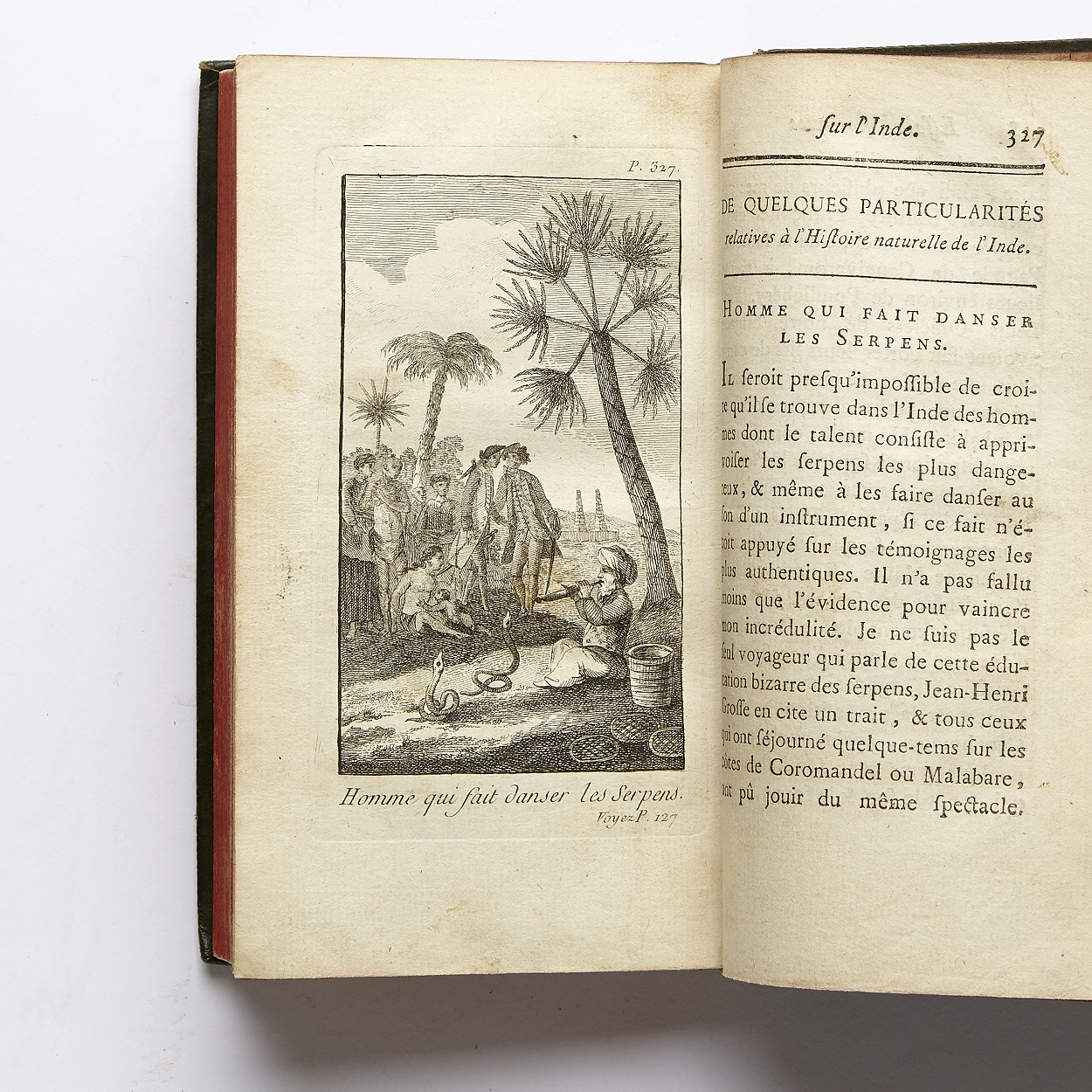 La Flotte on Indian history 1769