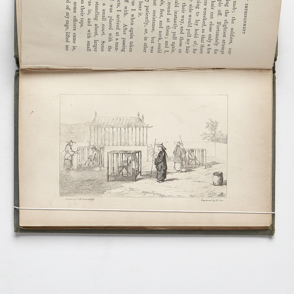Scott's imprisonment in China 1841