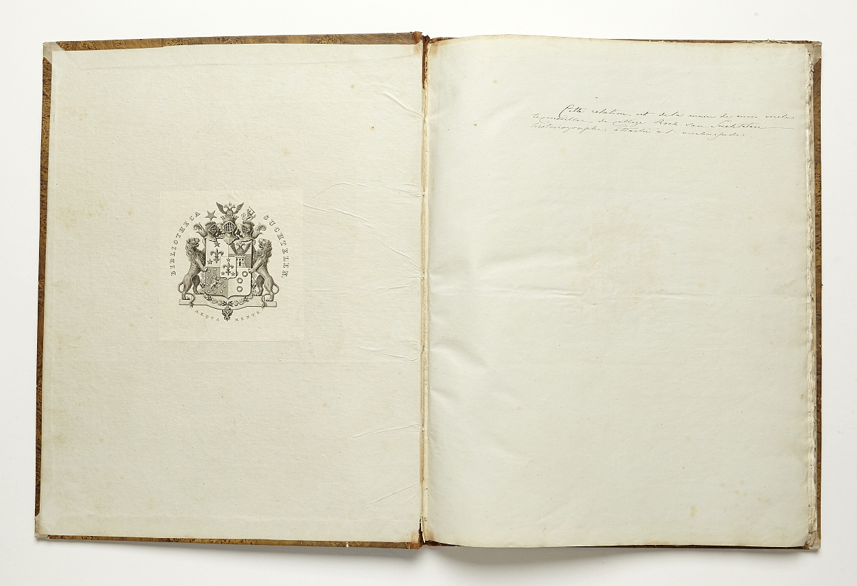 The Russian embassy to China 1805-06 in manuscript