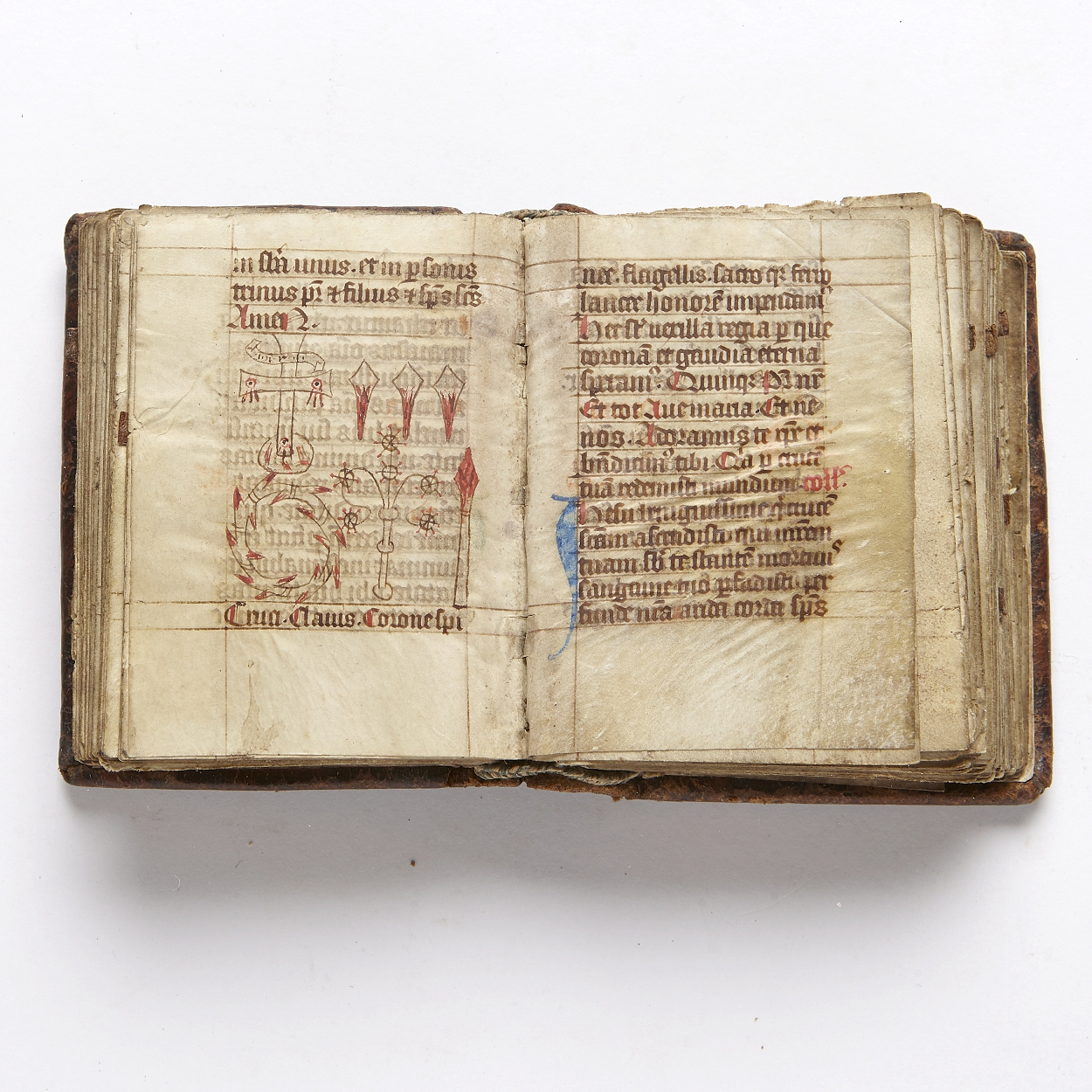 Miniature Prayerbook Low Countires after 1230