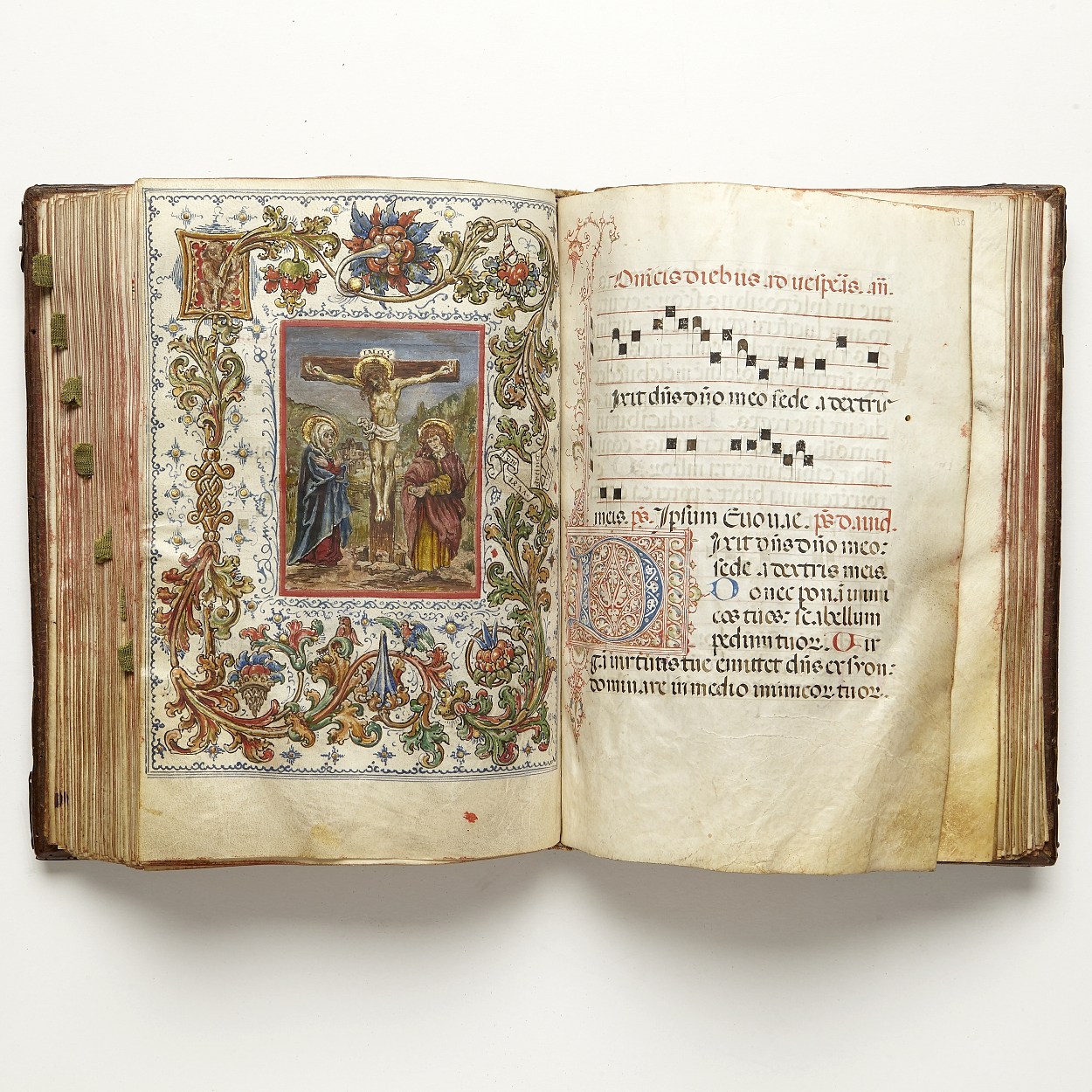 Illuminated manuscript 1477 Carthusian provenance