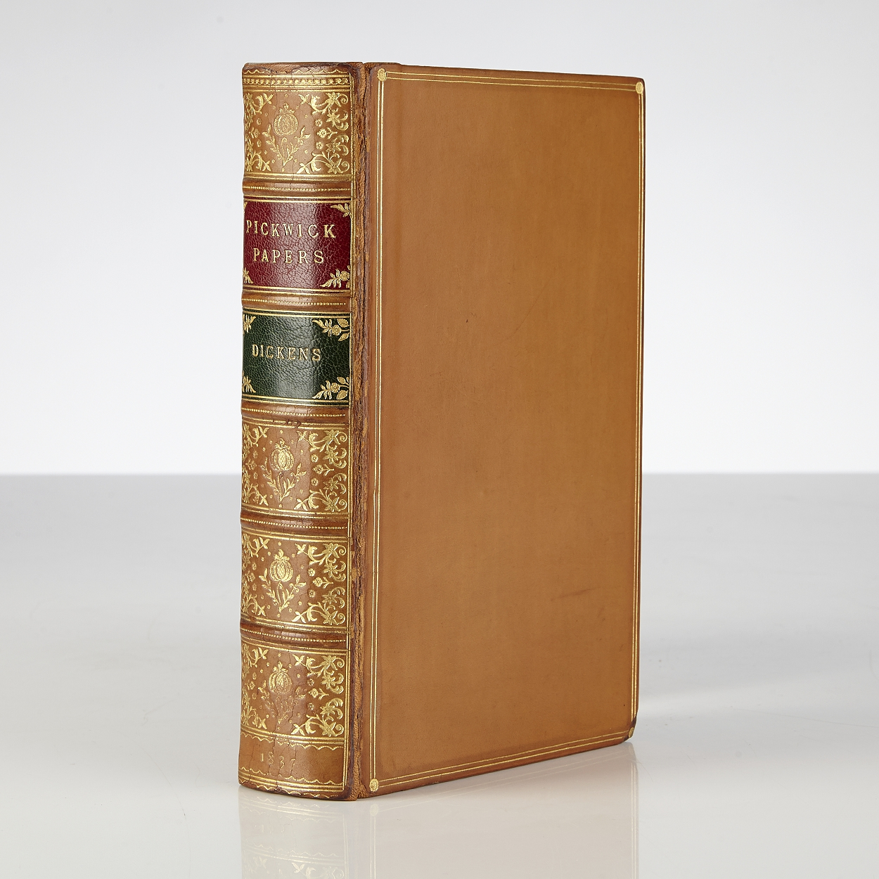 Dickens Pickwick Club 1836-37 first book edition