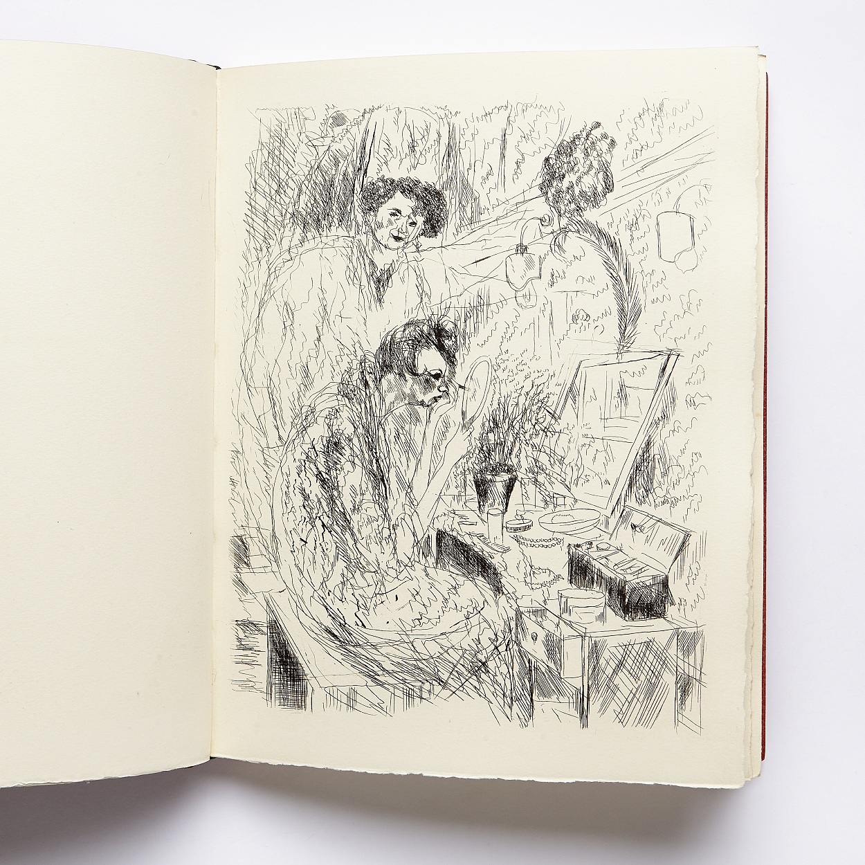 Binding by Olsen with illustrations by de Segonzac