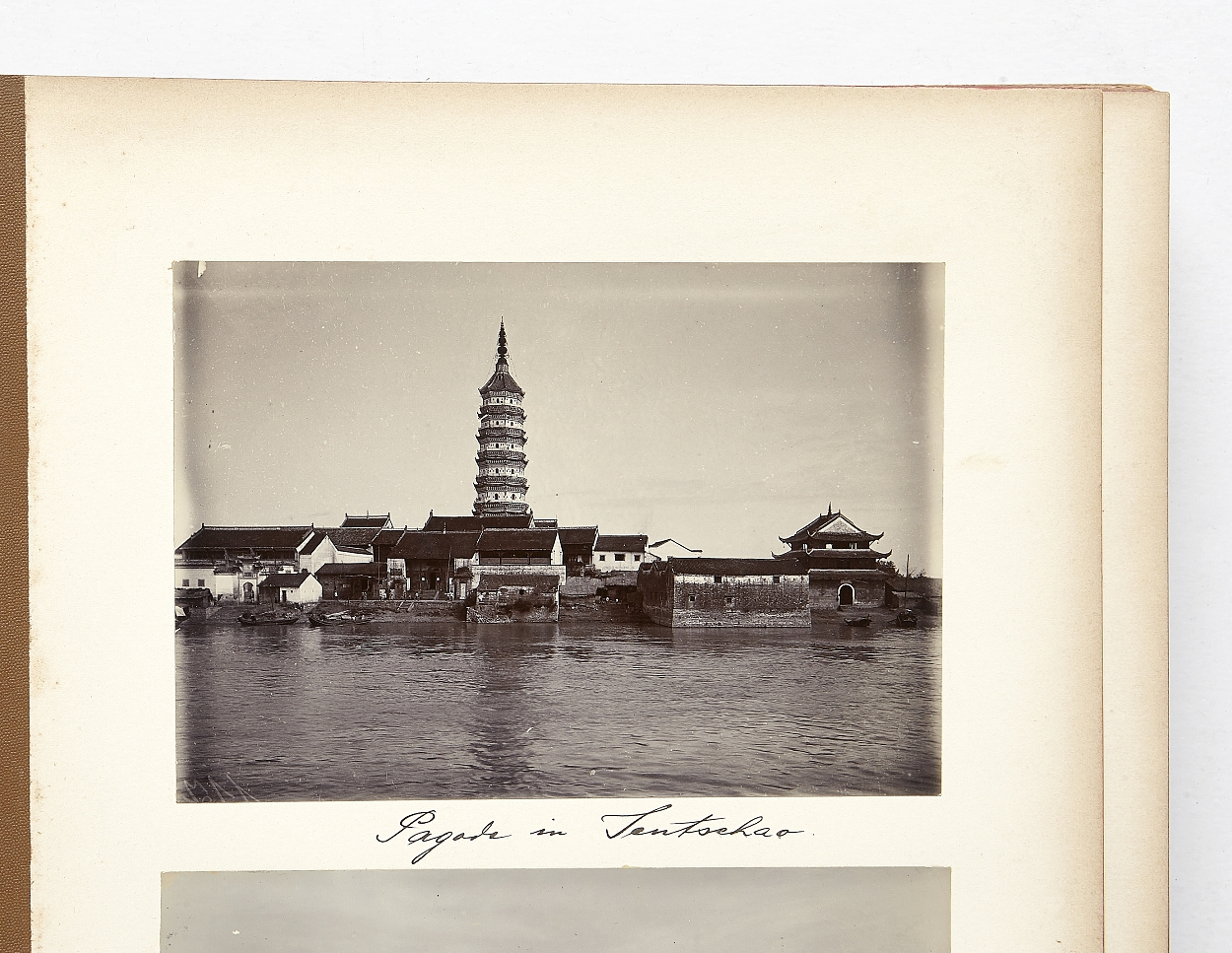 Photographs from a travel in China, c. 1910