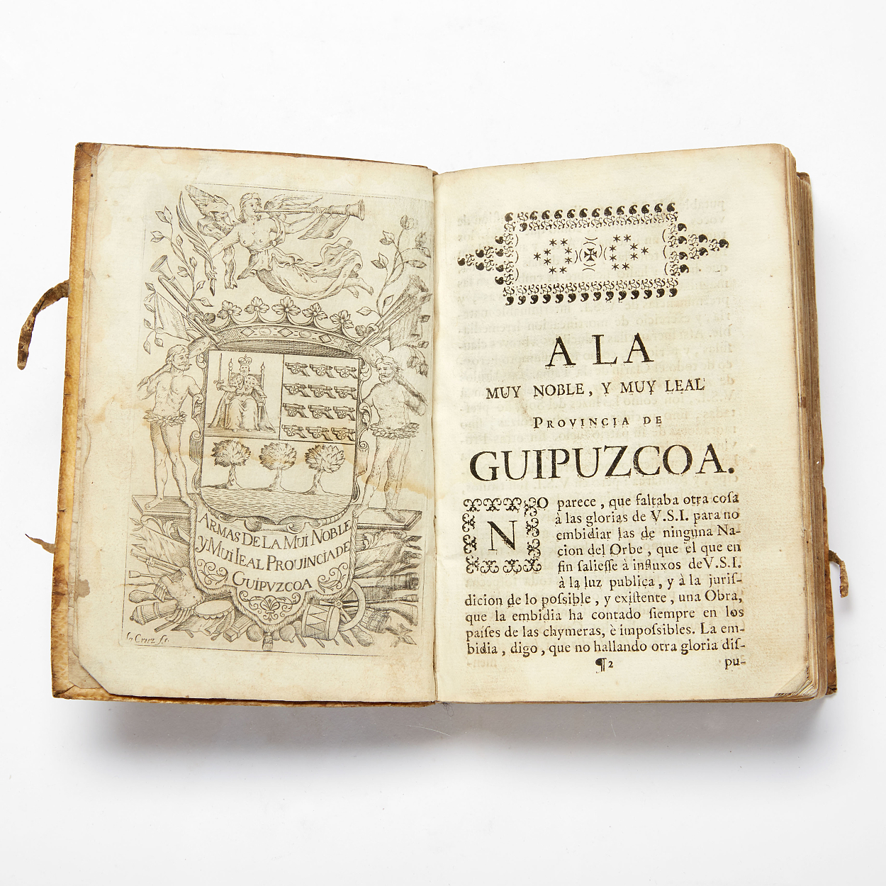 Larramendi on the Basque language 1729