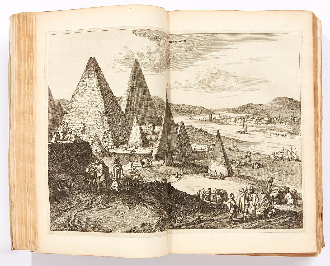 Dapper's African travels 1668