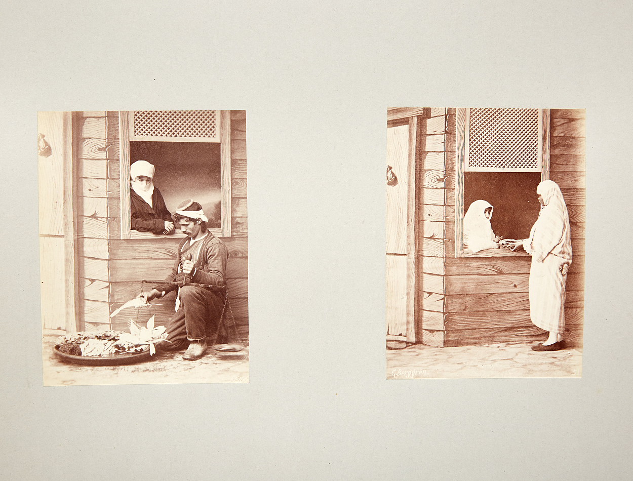 Photographs on Turkey and Greece c. 1870-90