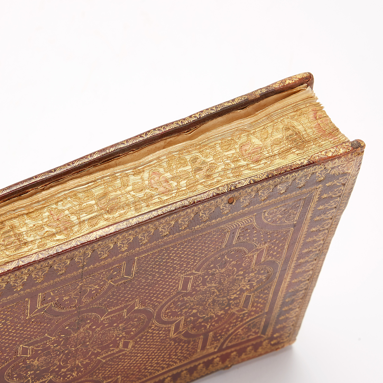 Contemporary Italian binding in Rospigliosi style