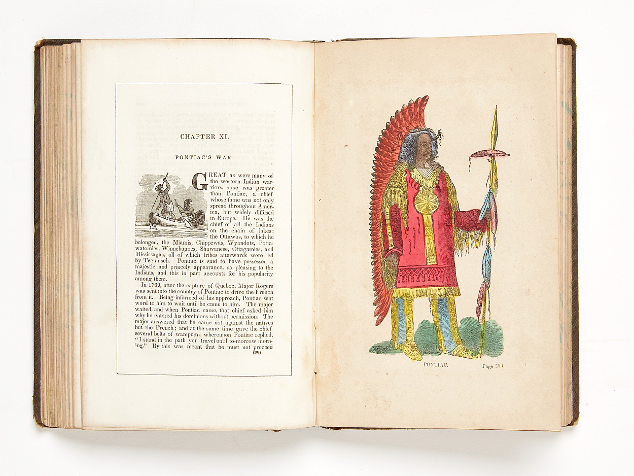 Indian Wars of the United States 1855