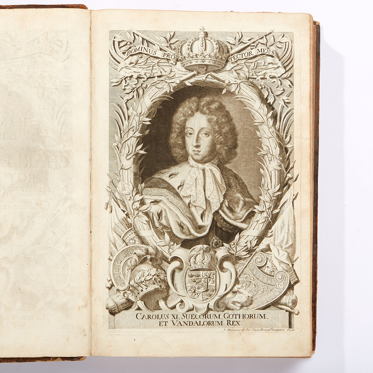 Pufendorf on Charles X Gustave in French 1697