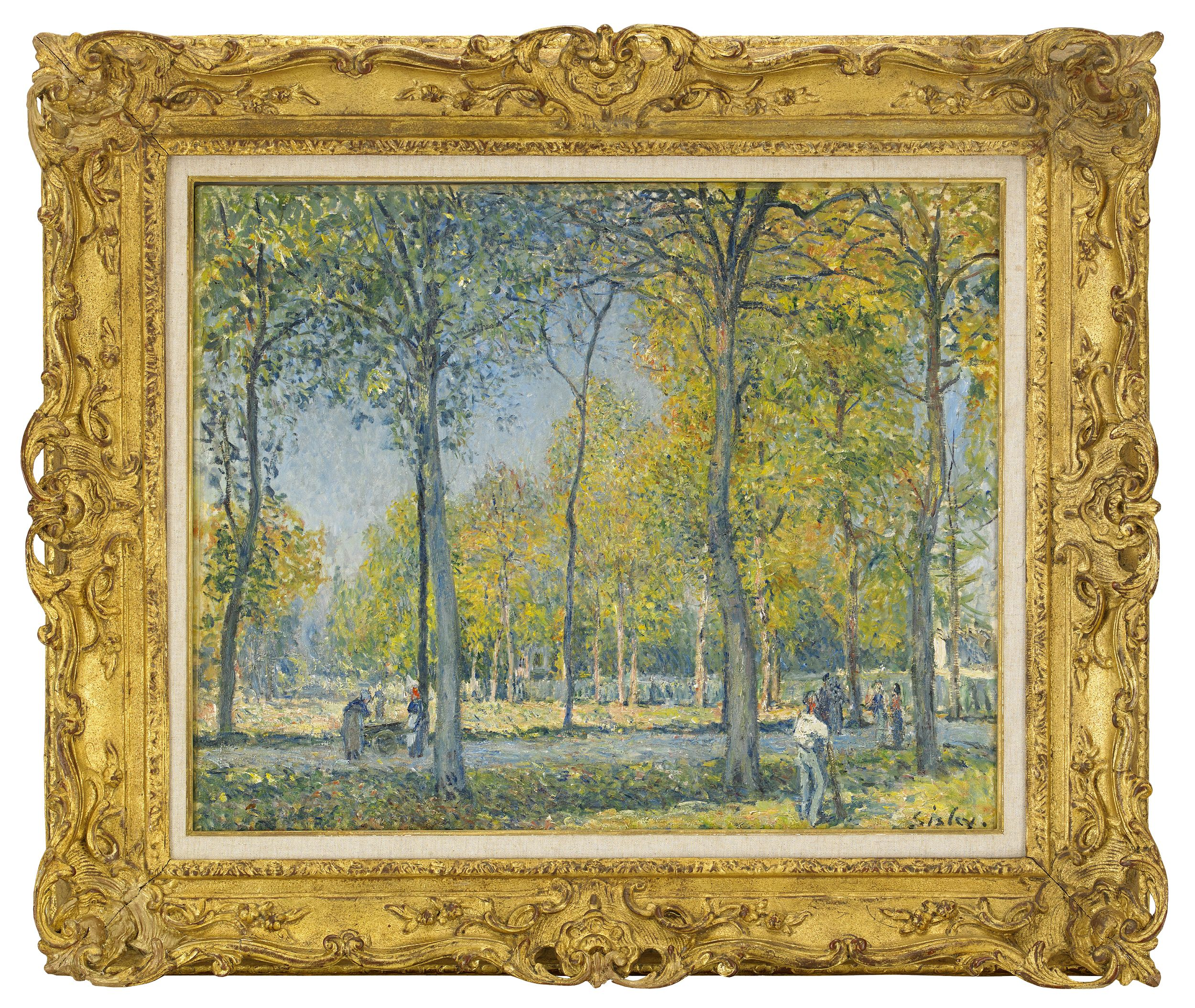 Alfred Sisley, Le Parc