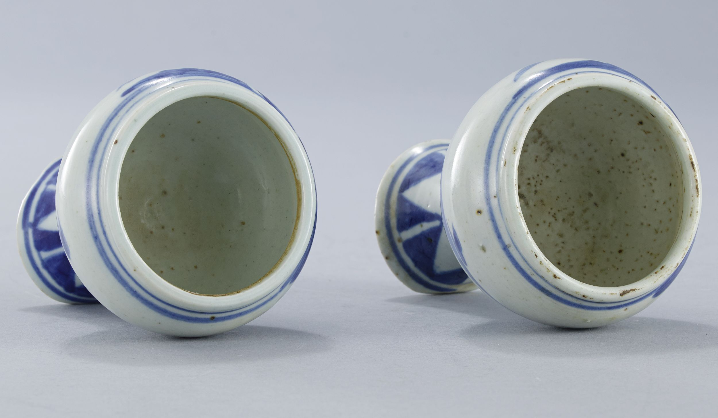 A Pair of Stem Cups