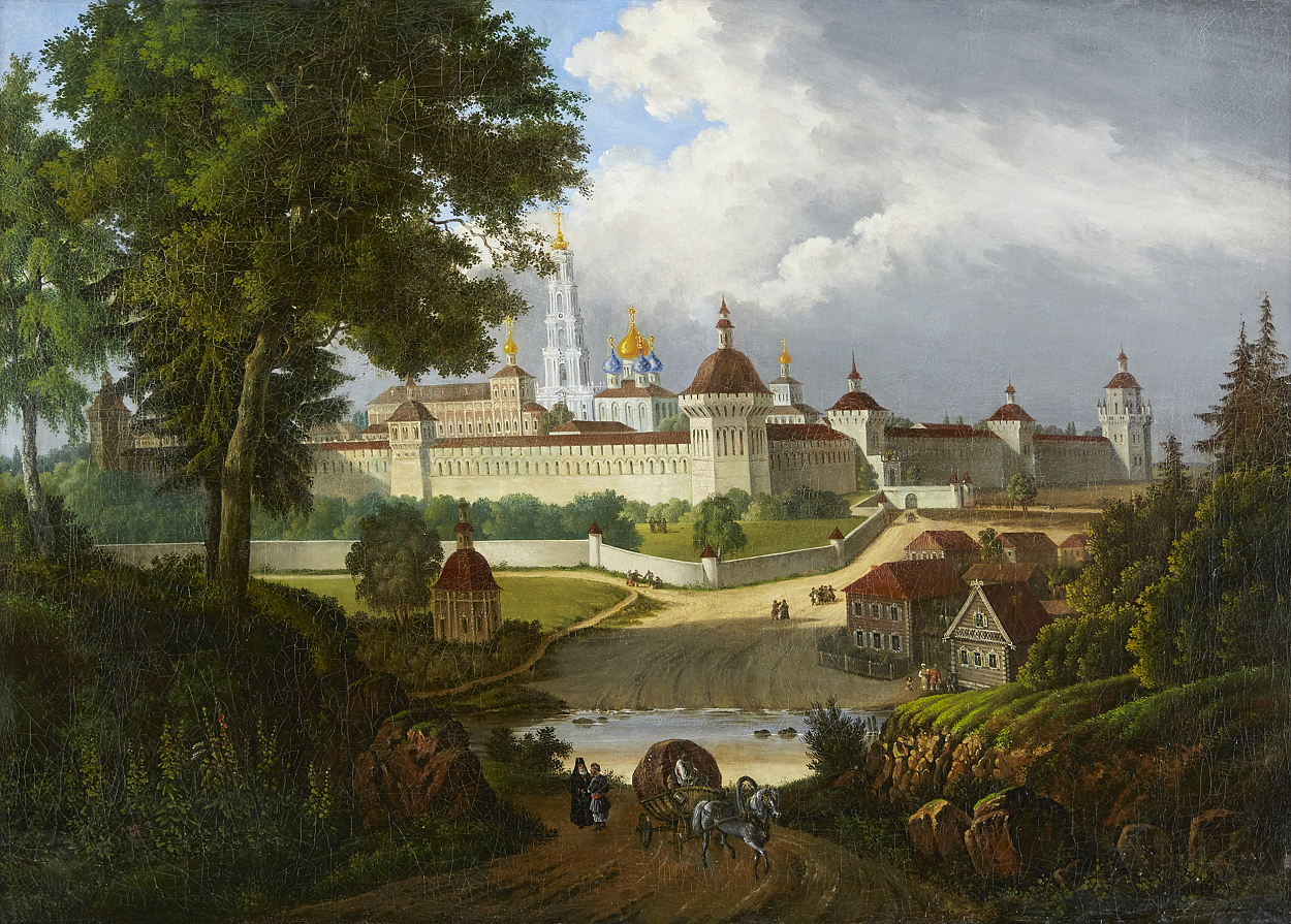 Auguste Cadolle,The Great Lavra of the Trinity and