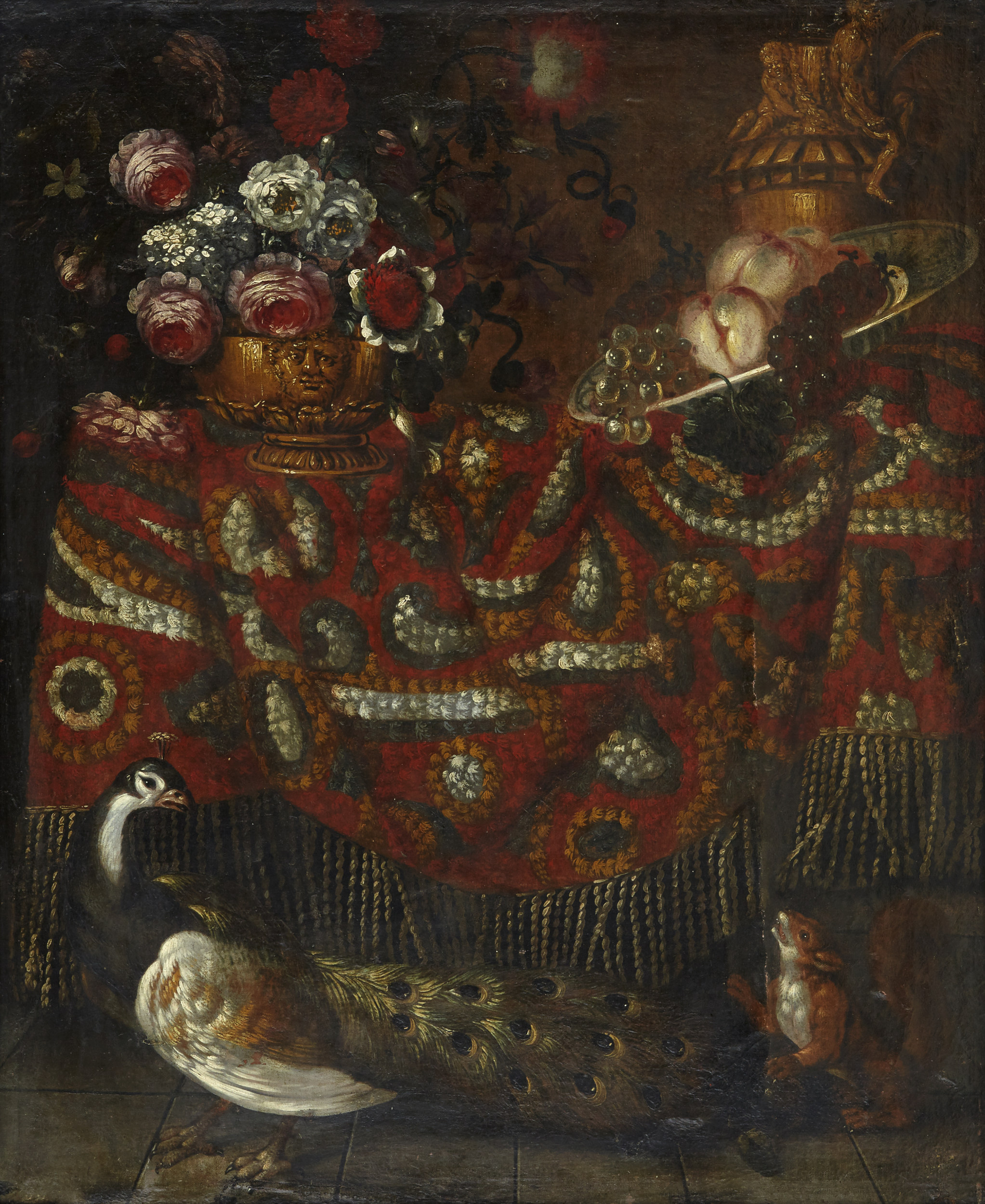 Antonio II Gianlisi, attributed to, Still life