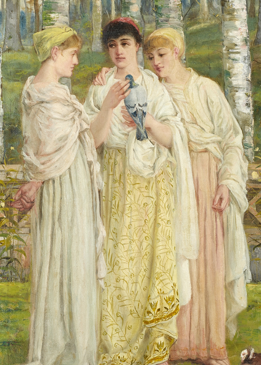 Thomas Ralph Spence, Three women