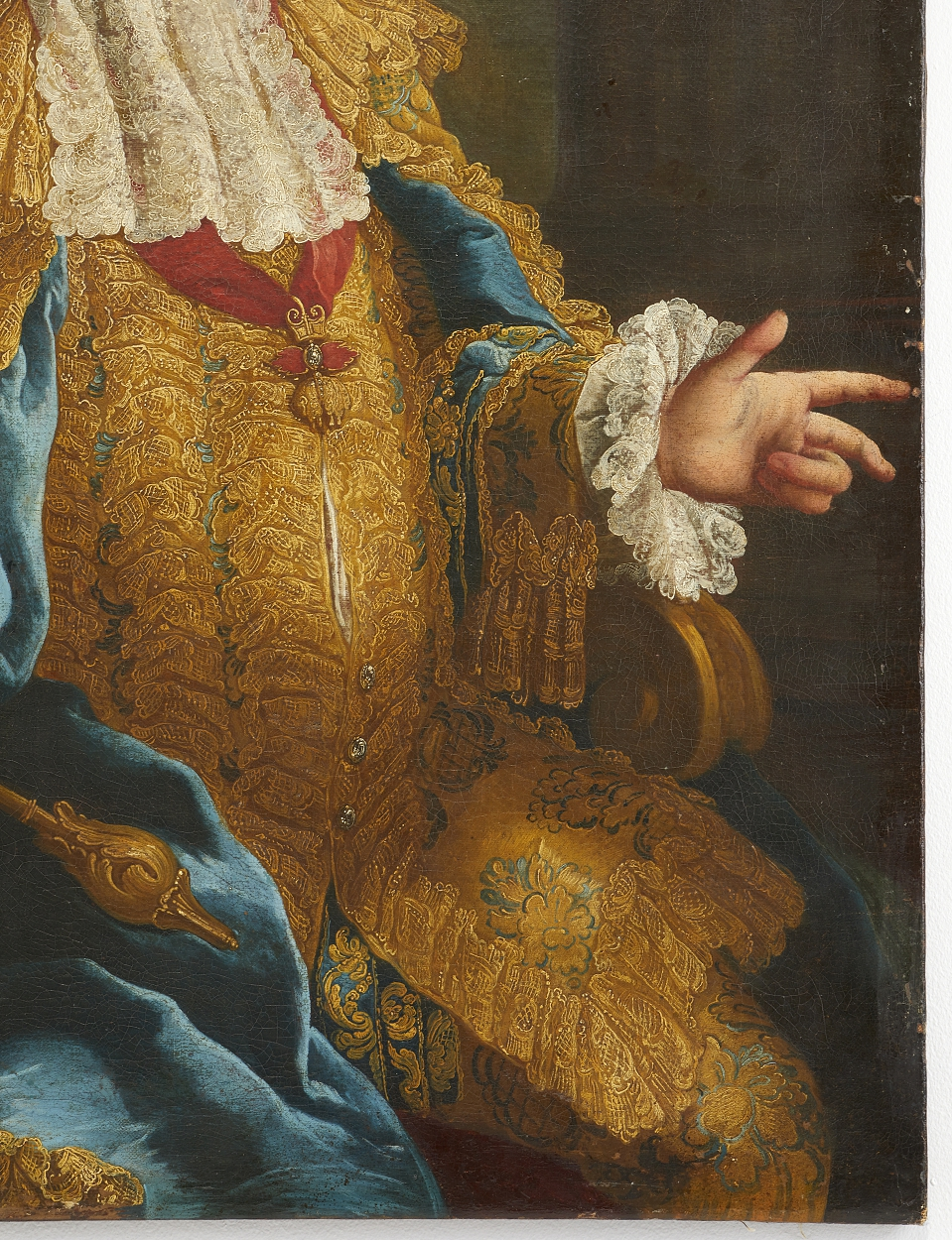 attributed to Martin van Meytens, Portraits