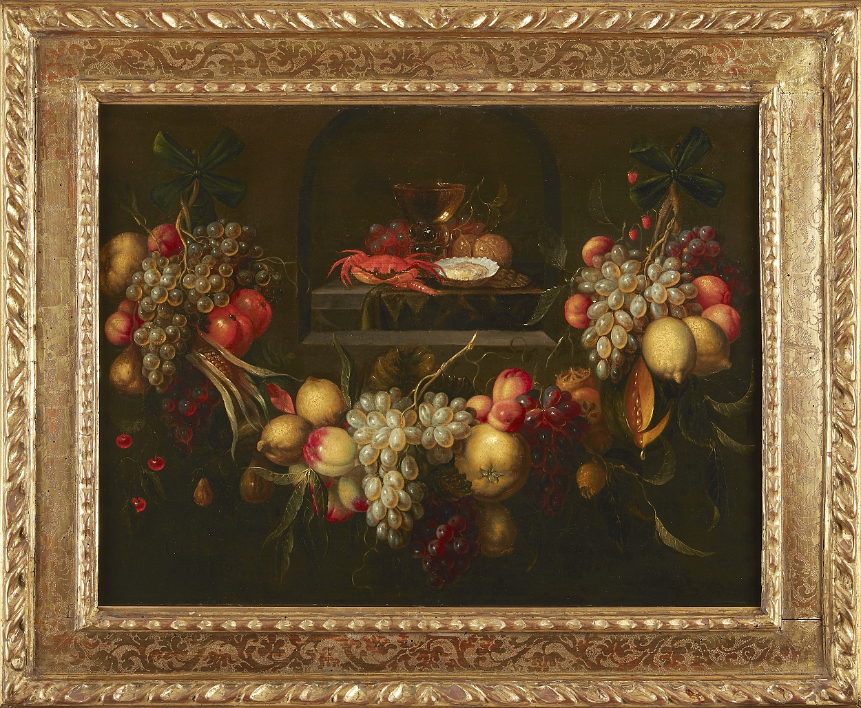 attributed to Alexander Coosemans, Still life