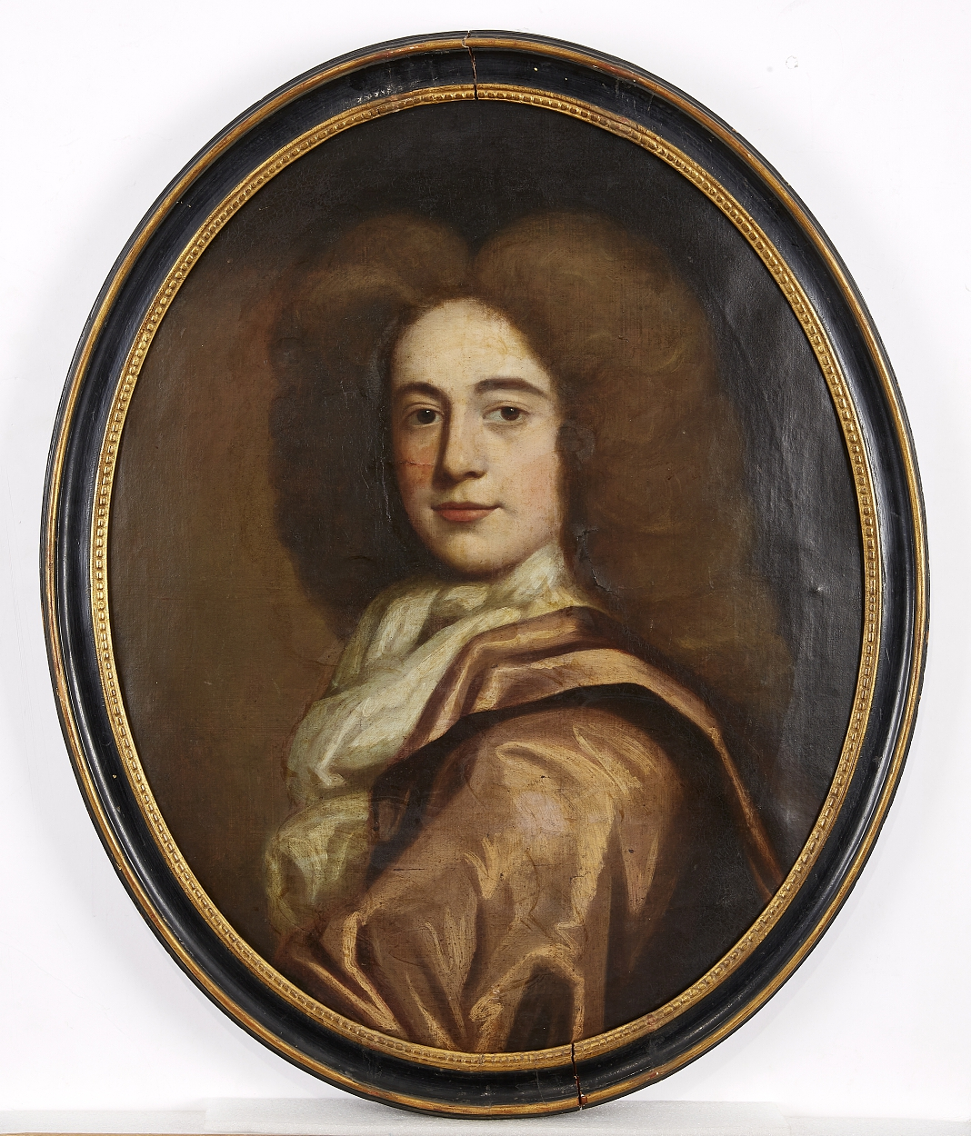 circle of Godfrey Kneller, Portrait of a gentleman