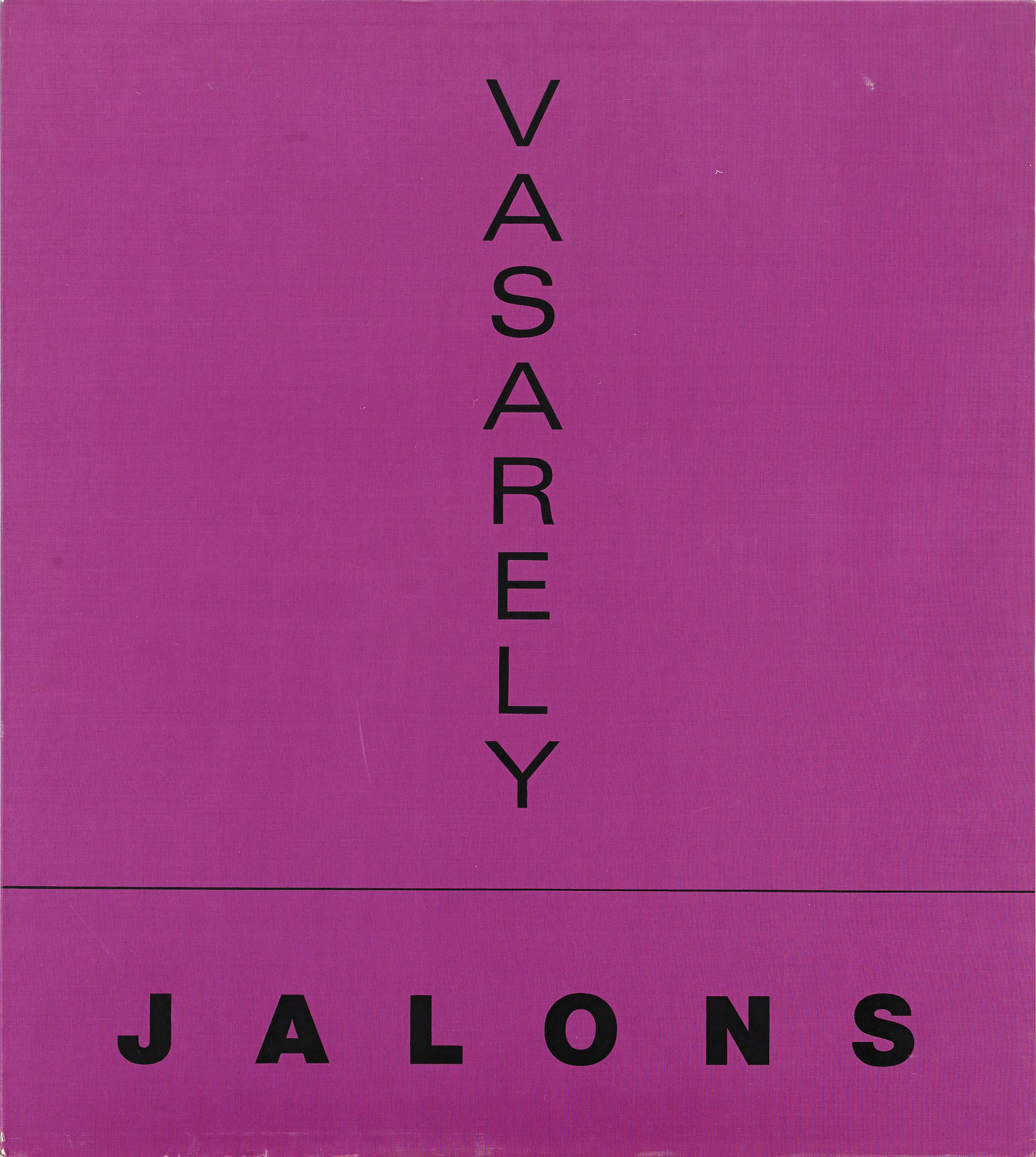 Victor Vasarely, Jalons