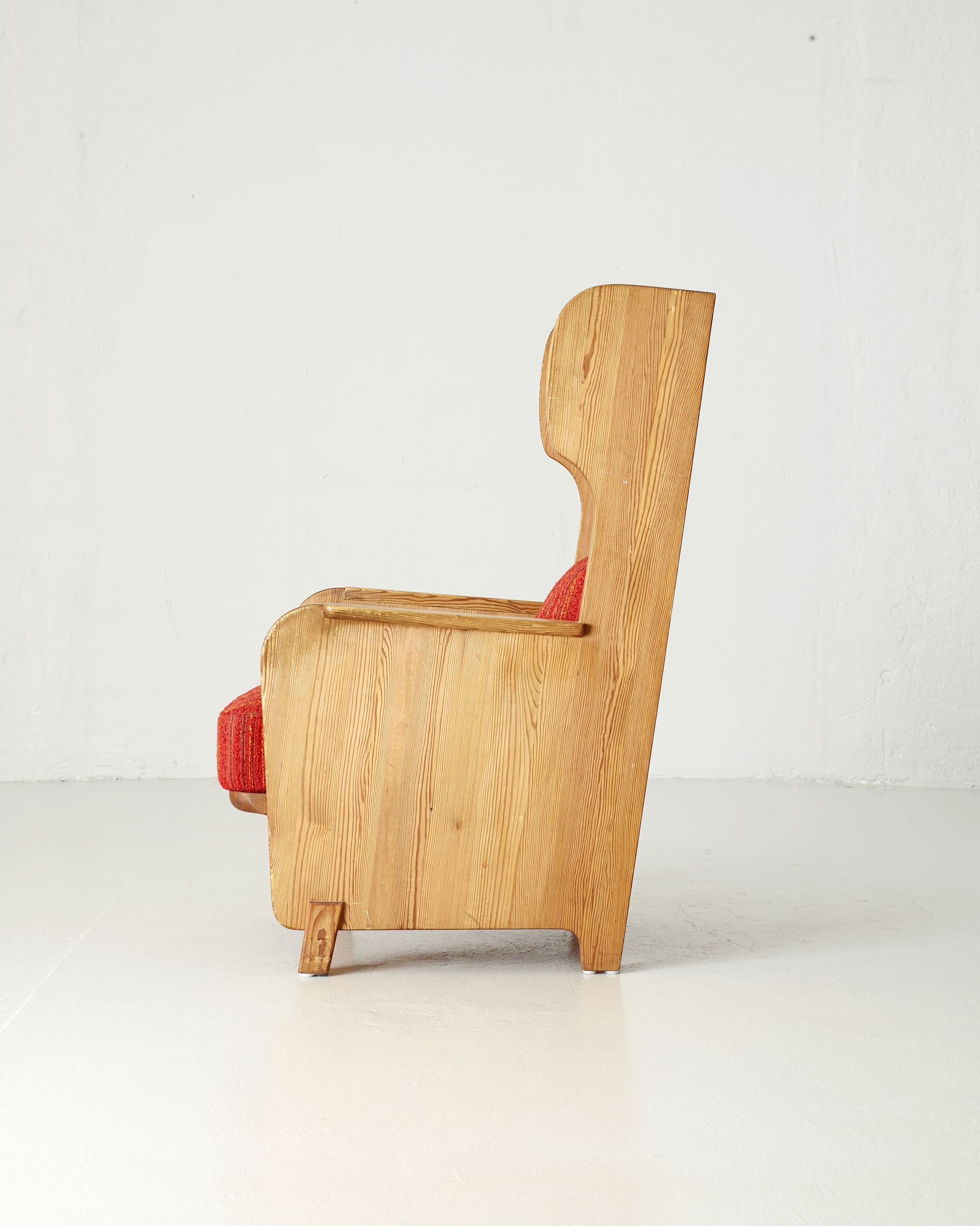 "Axel Einar Hjorth, ""Lovö"", an easy chair for NK"