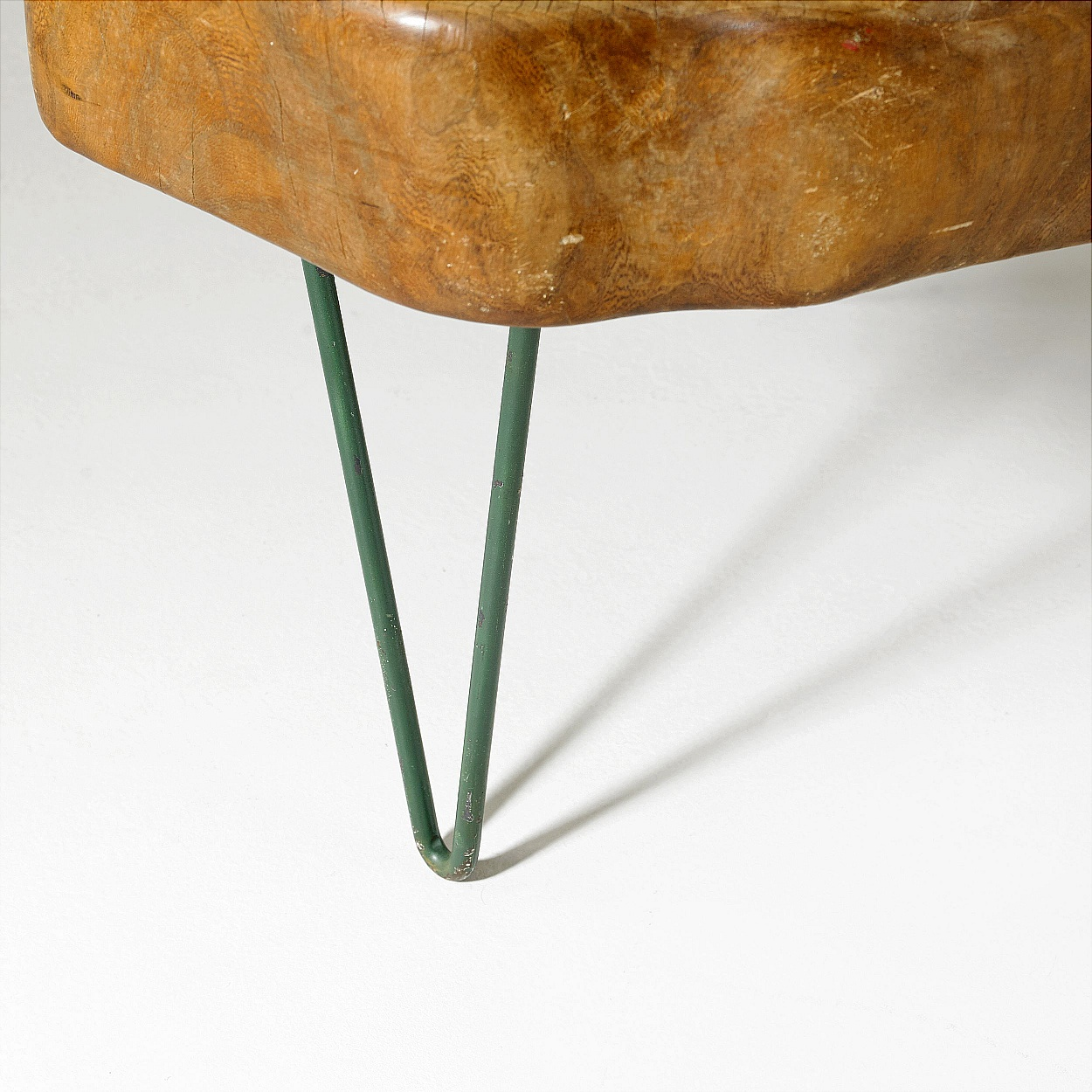 "Pierre Jeanneret, ""Tree trunk table"", ca 1954"