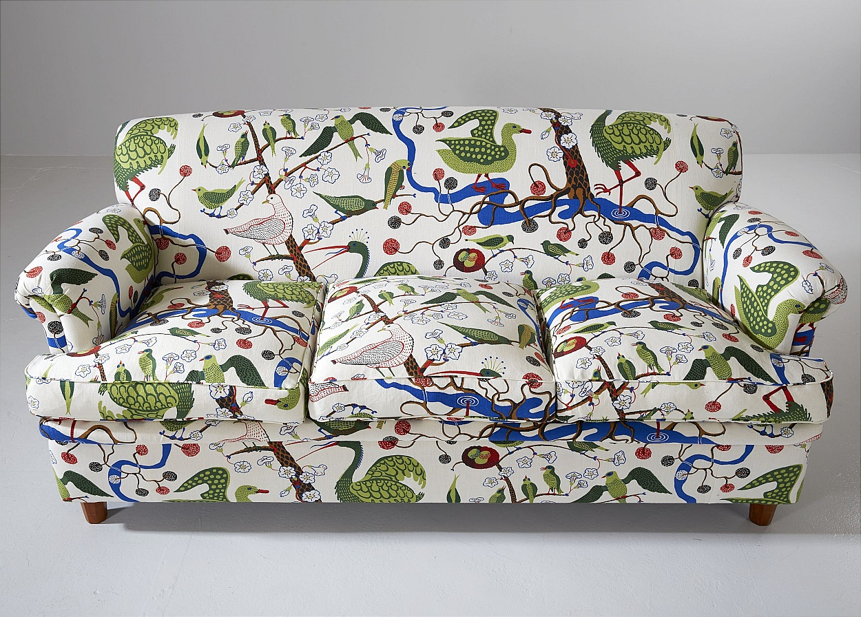 Josef Frank, a sofa for Svenskt Tenn