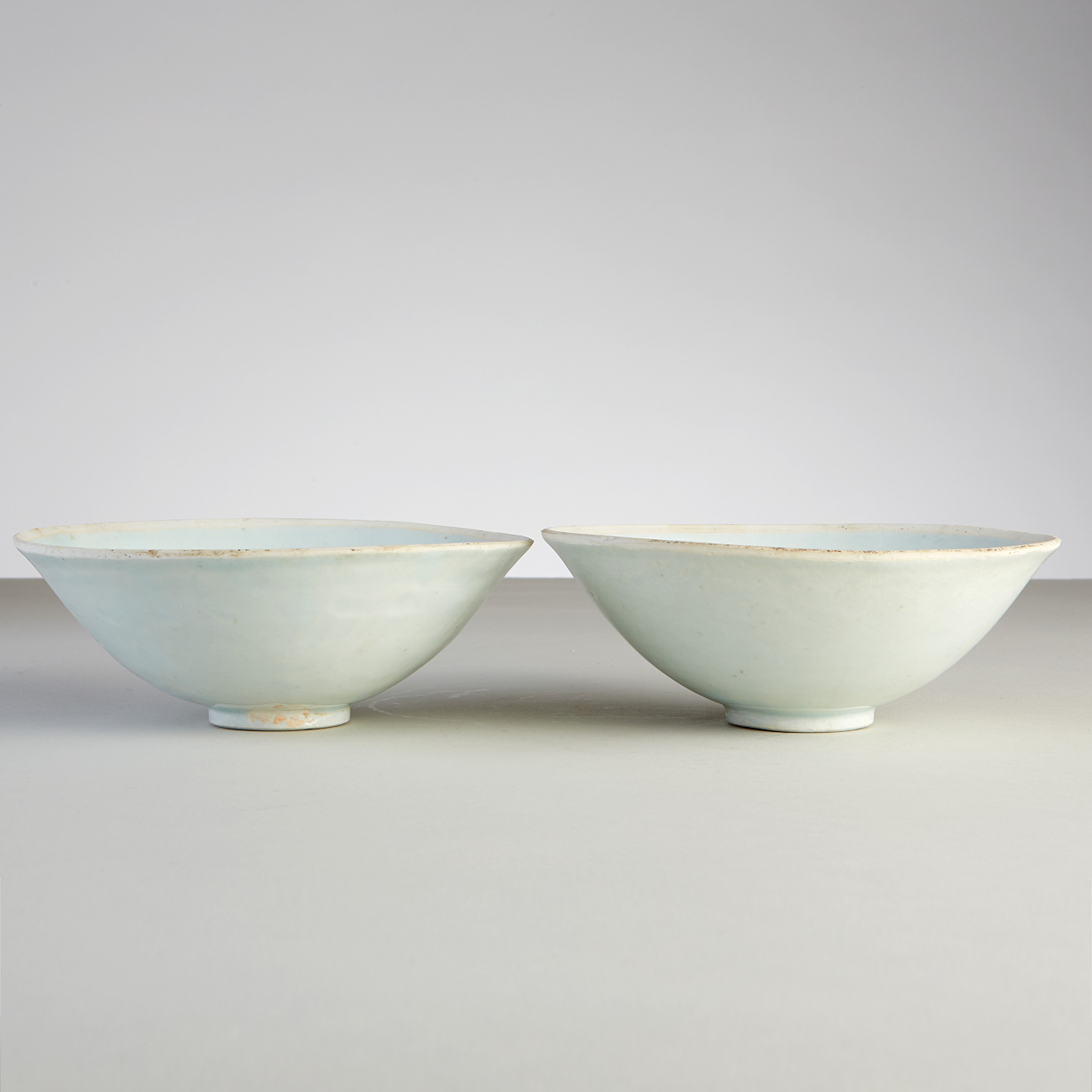 A Pair of Qingbai Bowls