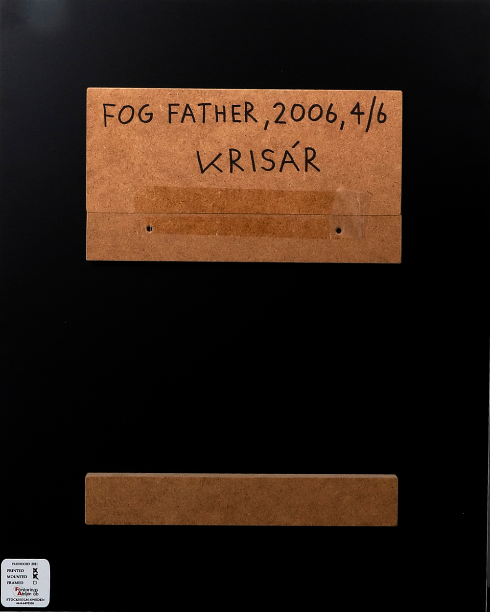 Anders Krisár, Fog father