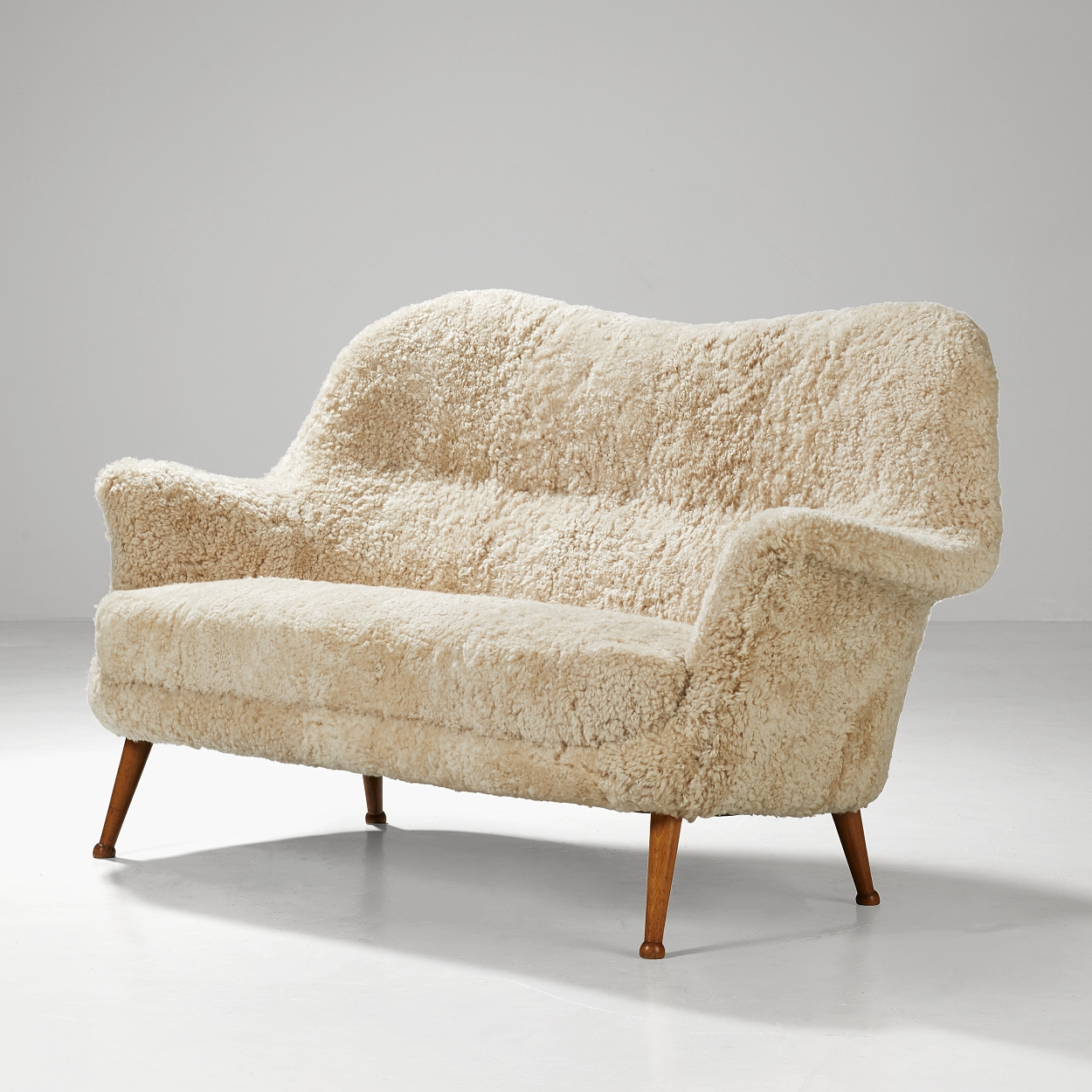Arne Norell, attributed to, a sofa, 1960´s