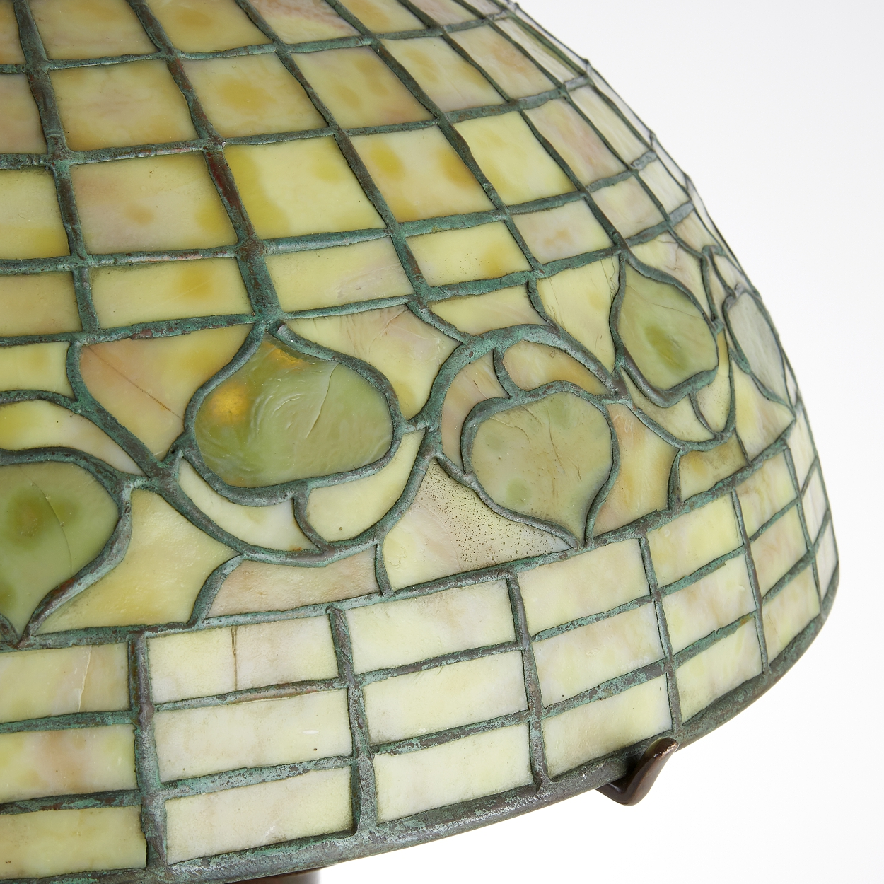 Louis Comfort Tiffany, bordslampa