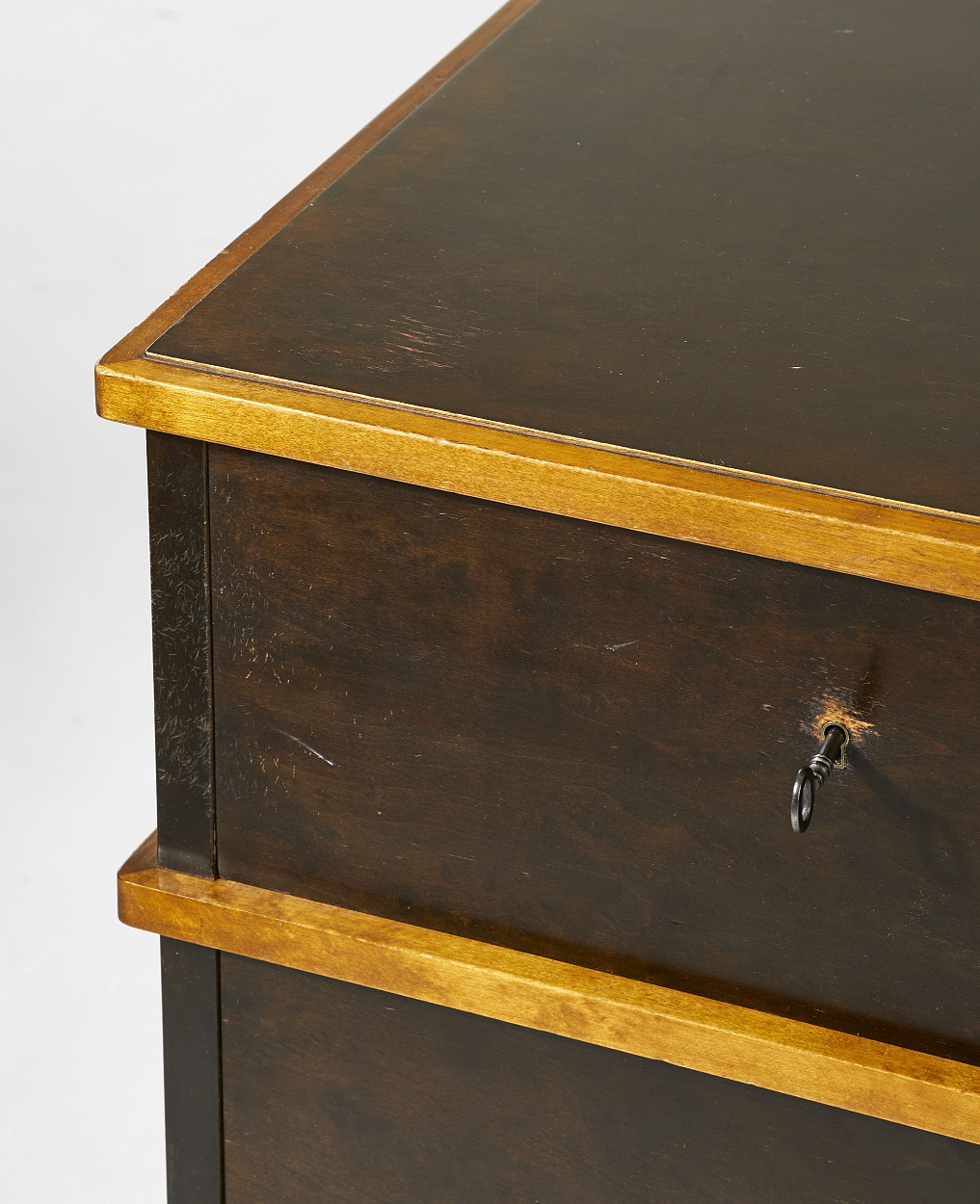 An Axel Einar Hjorth chest of drawers
