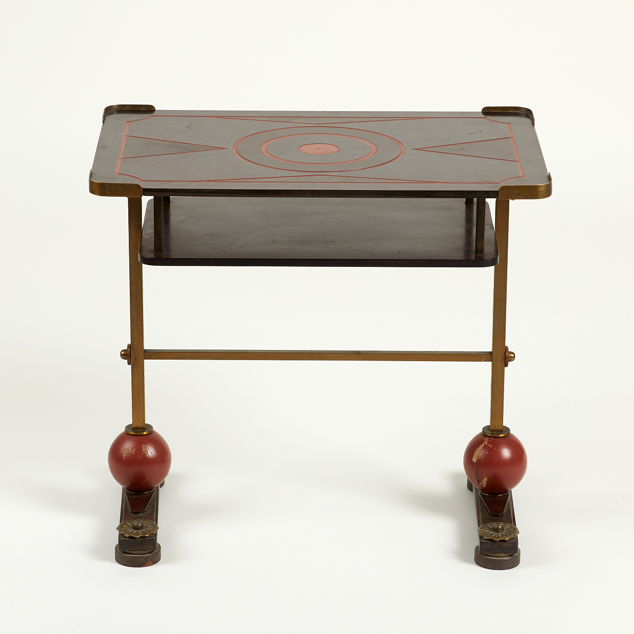 A Swedish Grace table attributed to Jean Adrian