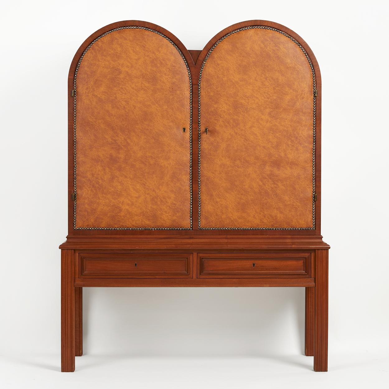 A bar cabinet attributed to Otto Schulz