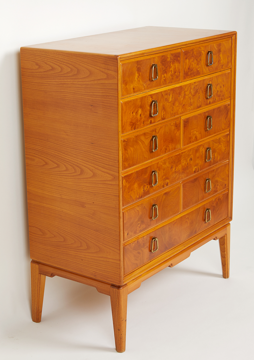 A Fager & Hellström chest of drawers, 1940´s