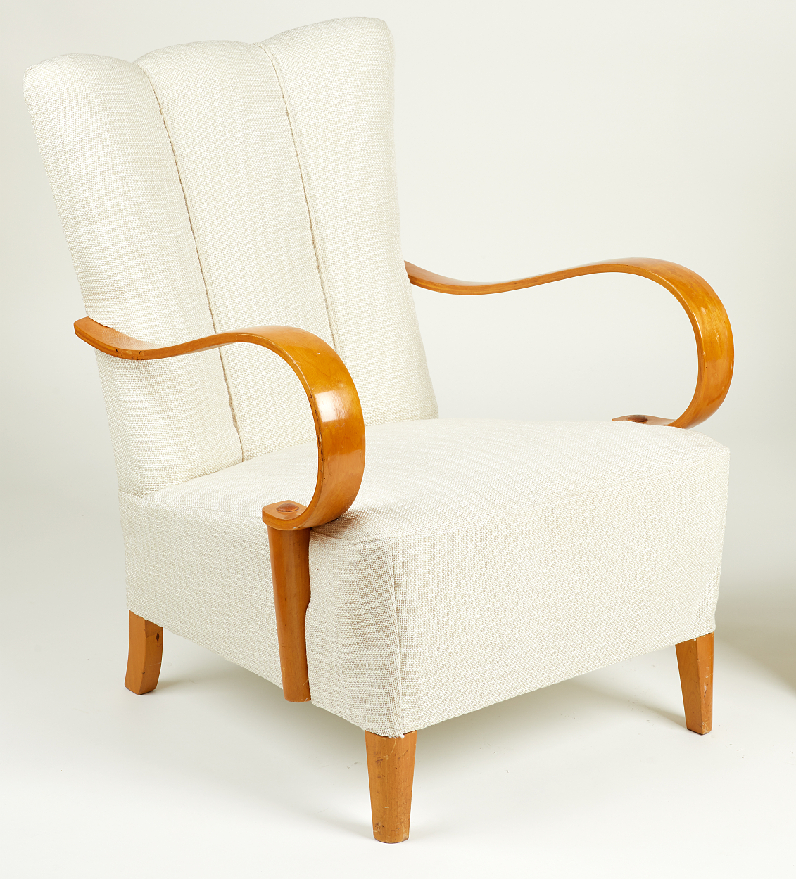A pair of easy chairs, Swedish Modern 1940´s