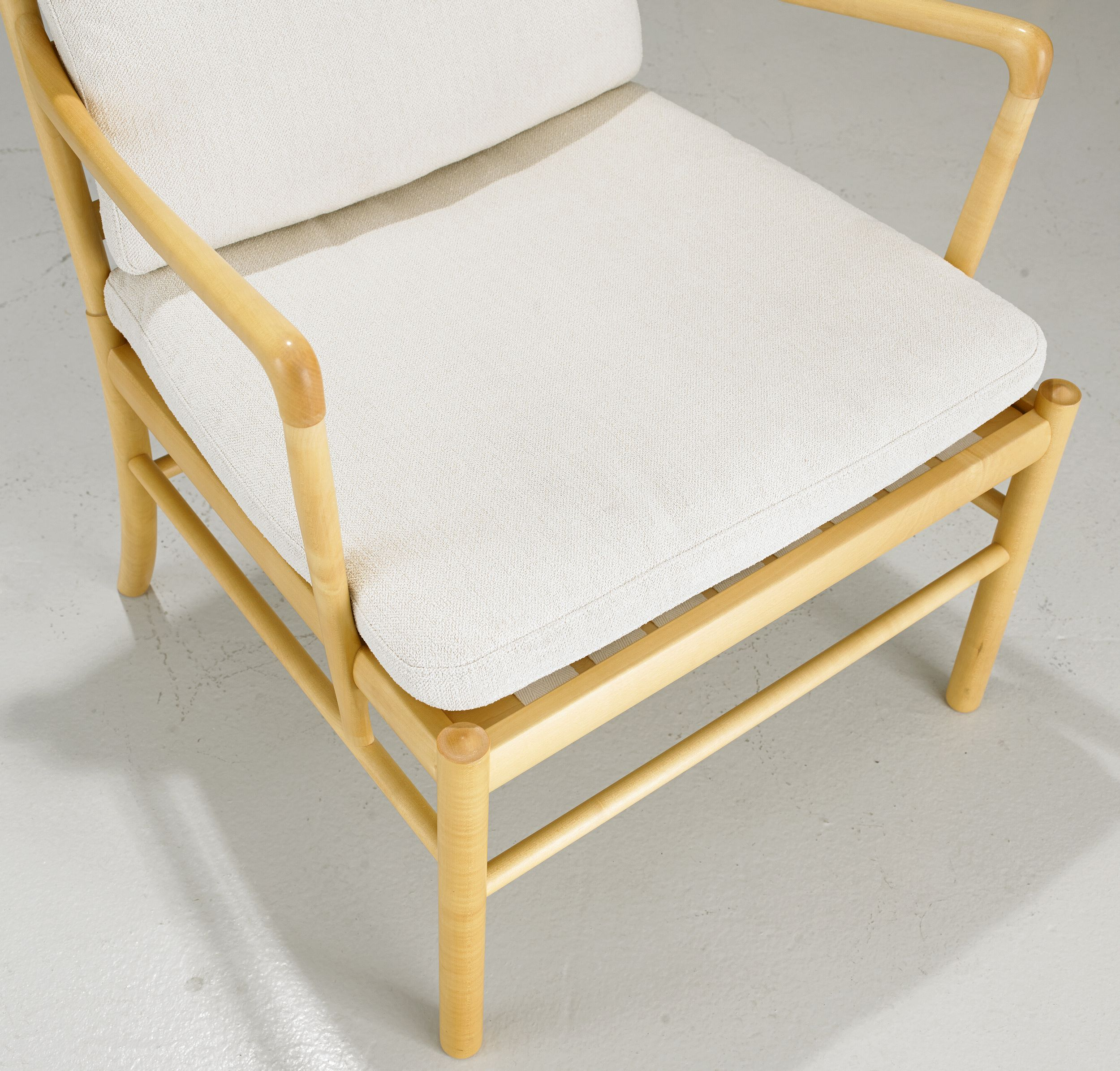 "Ole Wanscher, ""Colonial Chair"", P. Jeppesen"