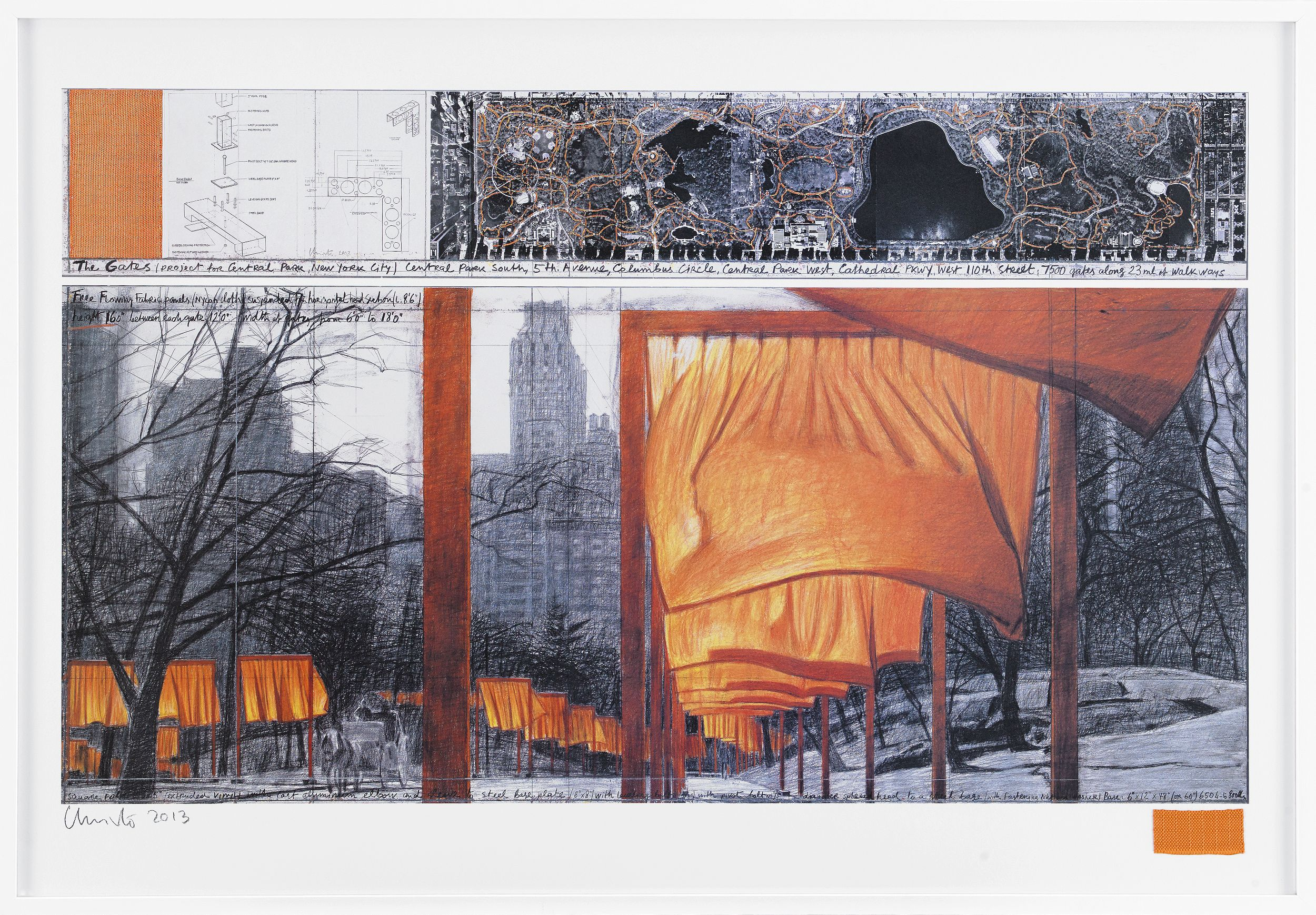 Christo, The Gates