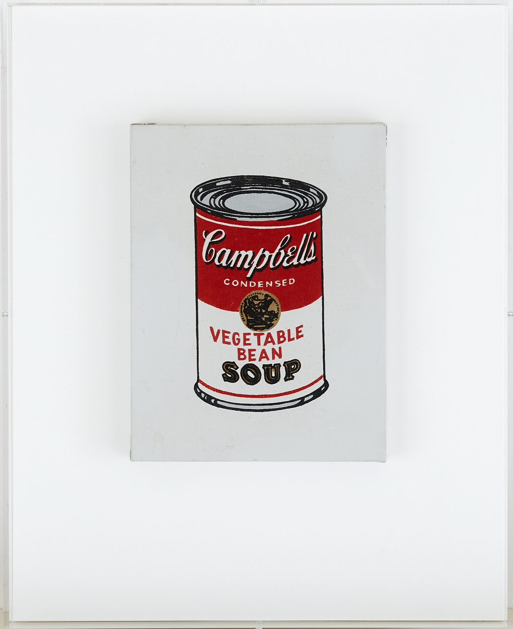 Richard Pettibone, Andy Warhol Campbell´s Soup Can