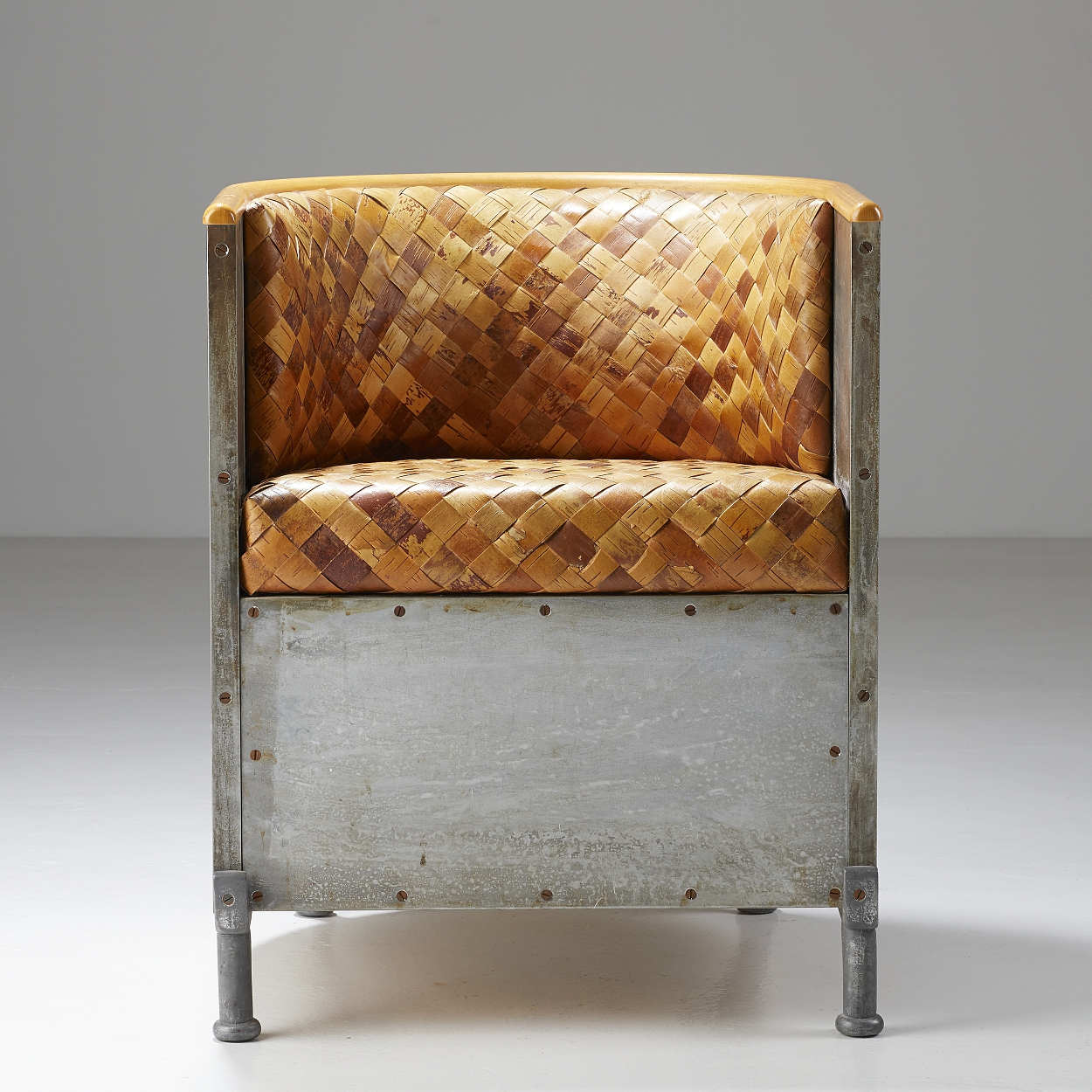 Mats Theselius, an armchair for Källemo