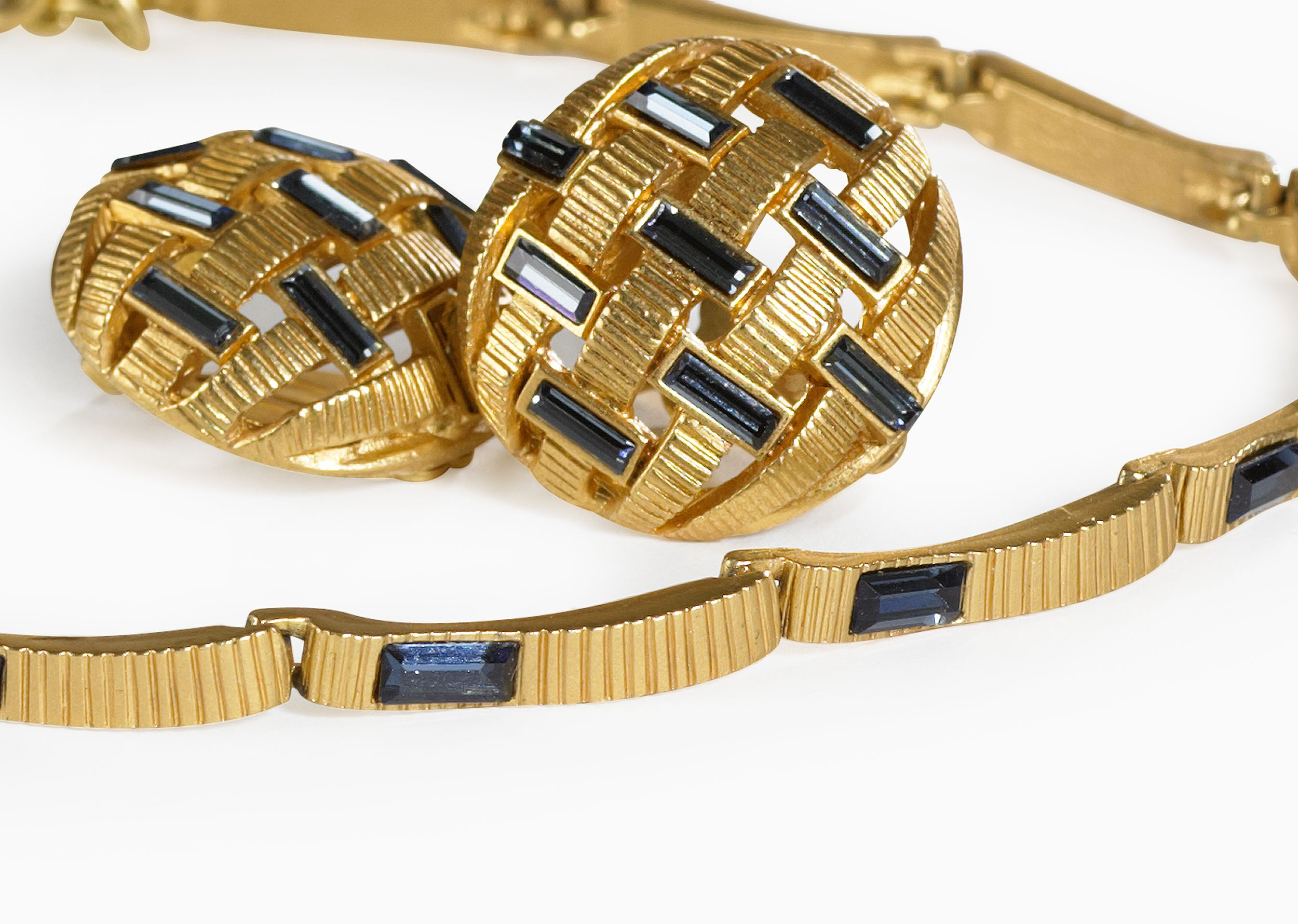 Guy Laroche, Paris, halsband, clips