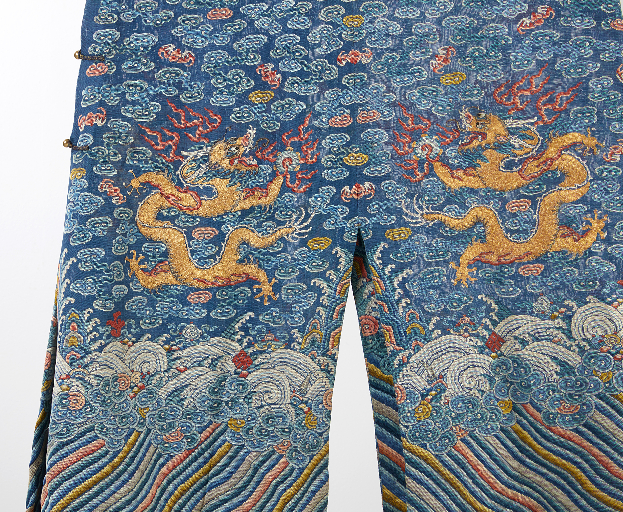 A Summer 'Dragon' Robe